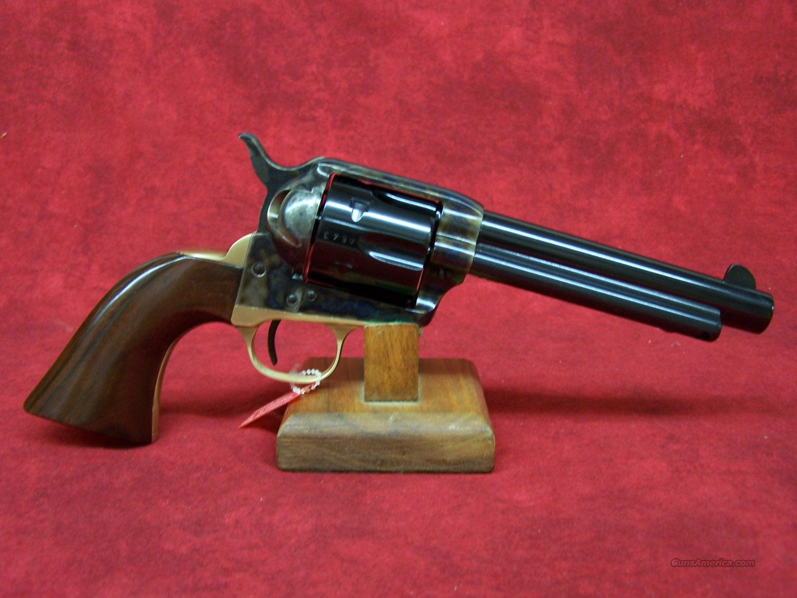 "Uberti 1873 Cattleman II NM Improved Brass .357 Mag 5 1/2""(356210)  Guns > Pistols > Uberti Pistols > Ctg."