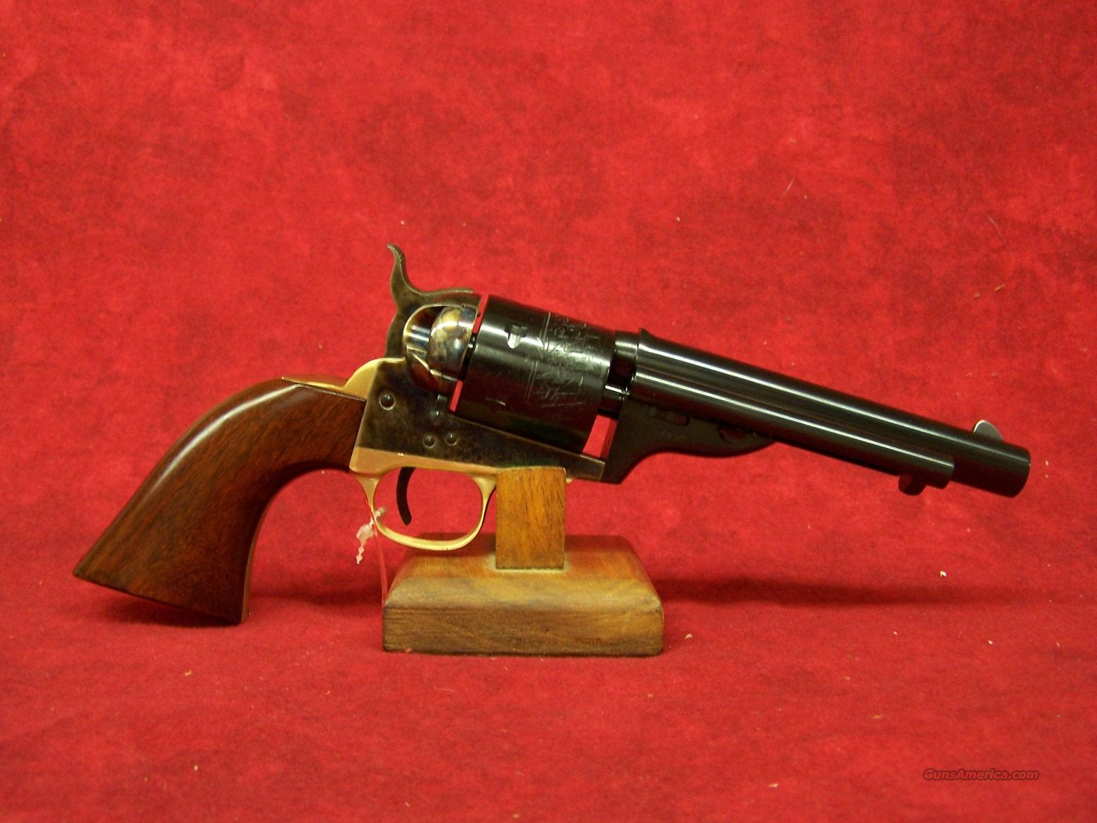 "Uberti Open Top Early model Navy 5 1/2"" .38 Special (341353)  Guns > Pistols > Uberti Pistols > Ctg."