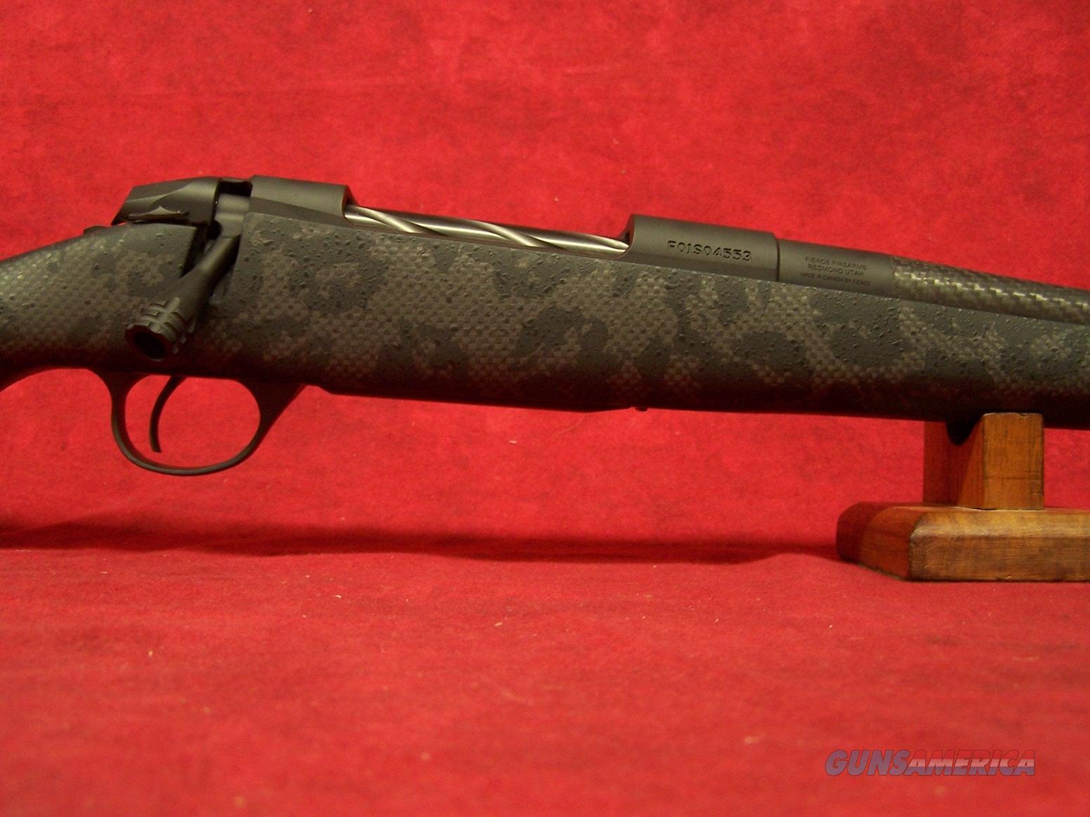 """Fierce Carbon Edge Carbon/Black Red Claw .300 RUM 26"""" Barrel   Guns > Rifles > F Misc Rifles"""