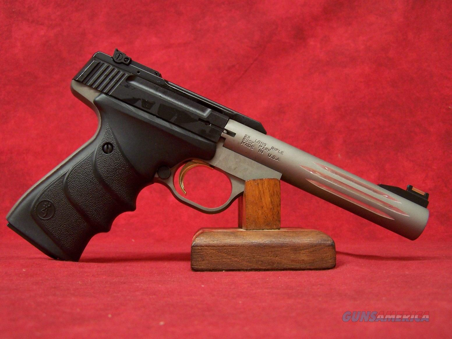 "Browning Buck Mark Plus Lite Gray URX .22LR 5.5"" Barrel (051500490)  Guns > Pistols > Browning Pistols > Buckmark"