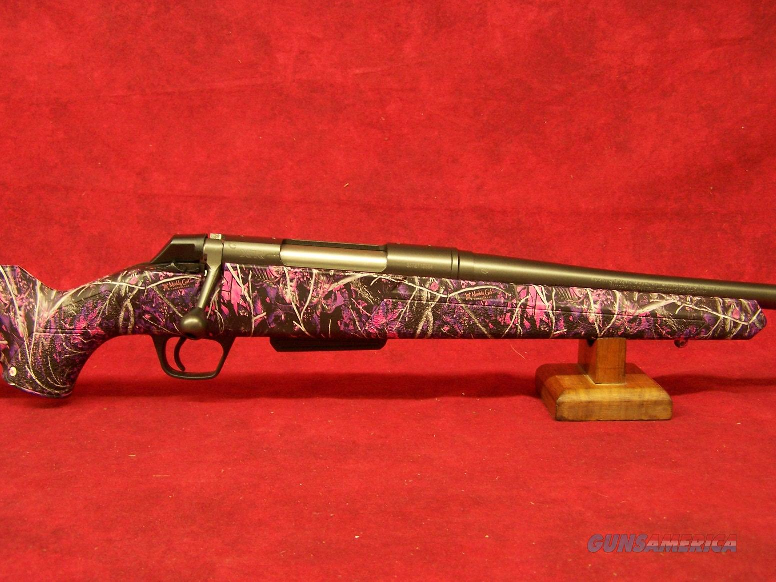 "WINCHESTER XPR COMPACT 243WIN NS MUDDY GIRL 22"" Barrel (535712212)  Guns > Rifles > Winchester Rifles - Modern Bolt/Auto/Single > Other Bolt Action"