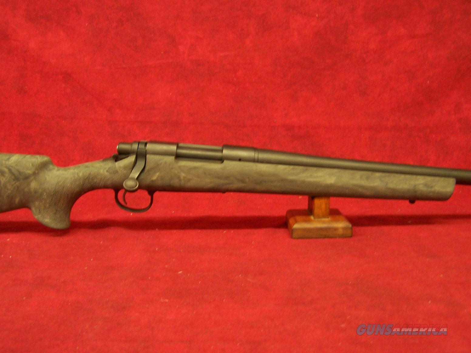 "Remington Model 700 .308 16.5"" Threaded Bull Barrel (85538)  Guns > Rifles > Remington Rifles - Modern > Model 700 > Sporting"