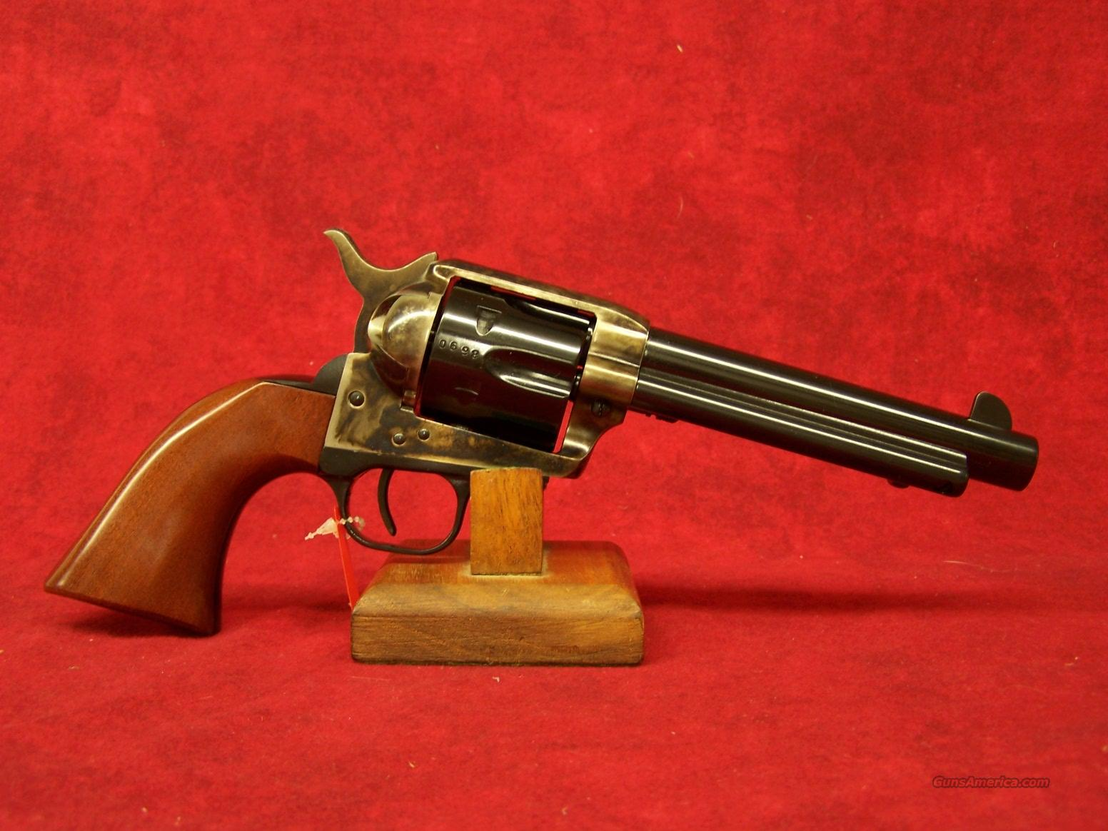 "Uberti 1873 Single Action Cattleman II New Model 5-1/2"" .45 LC w/ New Improved Retractable firing pin (356710)  Guns > Pistols > Uberti Pistols > Ctg."