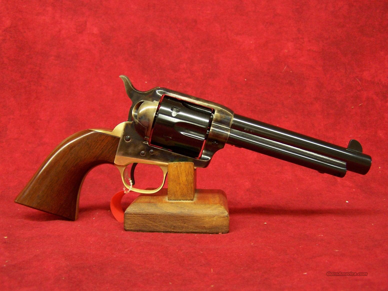 """Uberti 1873 Cattleman II NM Brass 5 1/2"""" .44-40 (356310)  Guns > Pistols > Uberti Pistols > Ctg."""