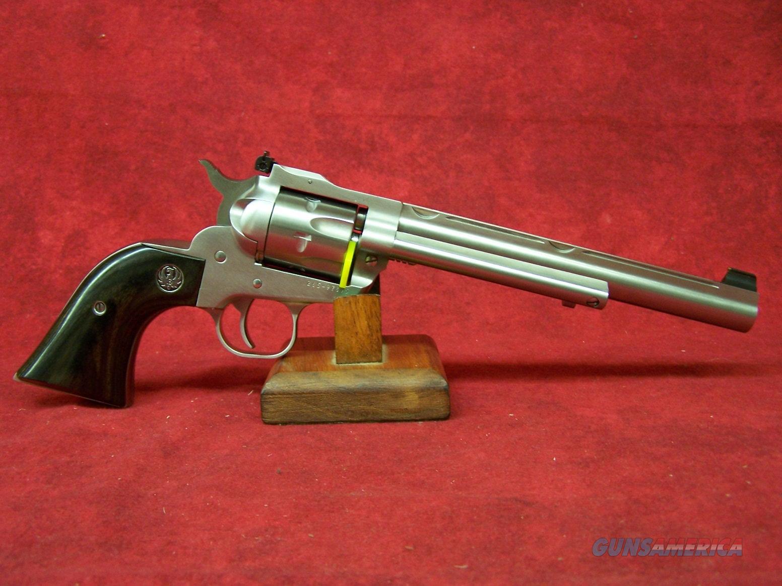 "Ruger Single Six Hunter 22LR/22WMRF 7.5"" Barrel (00662)  Guns > Pistols > Ruger Single Action Revolvers > Single Six Type"