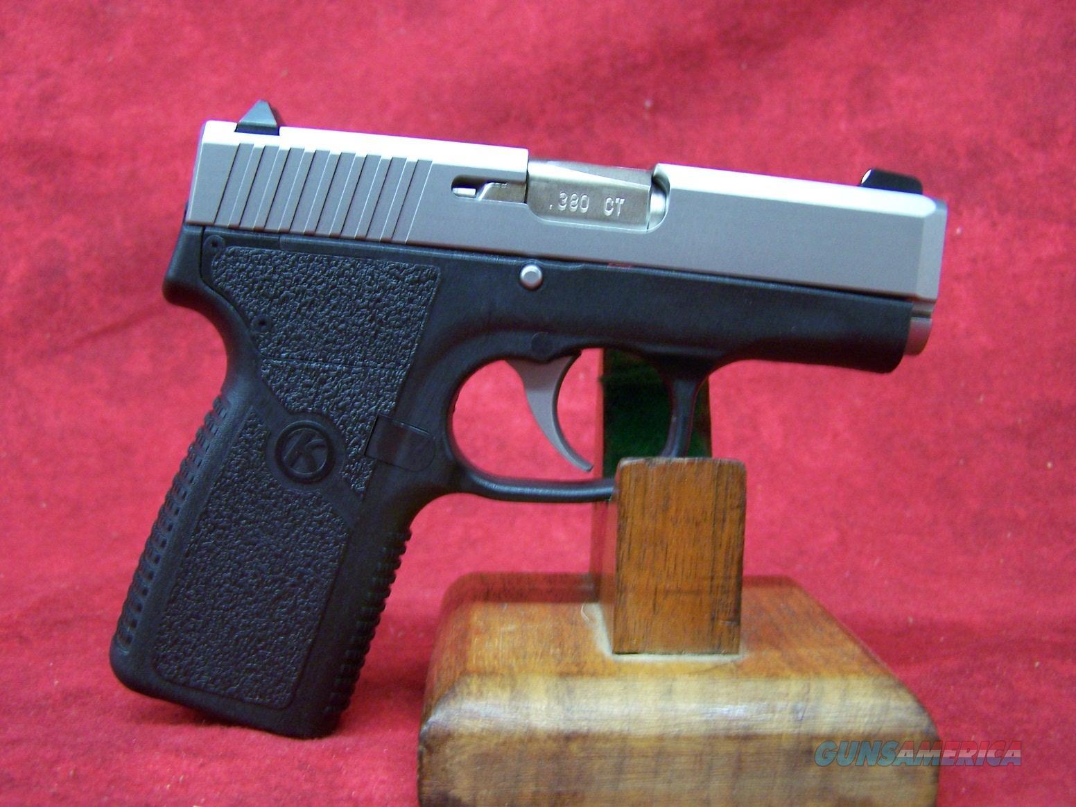 """Kahr Arms CT380 SS 3"""" Barrel  Guns > Pistols > Kahr Pistols"""