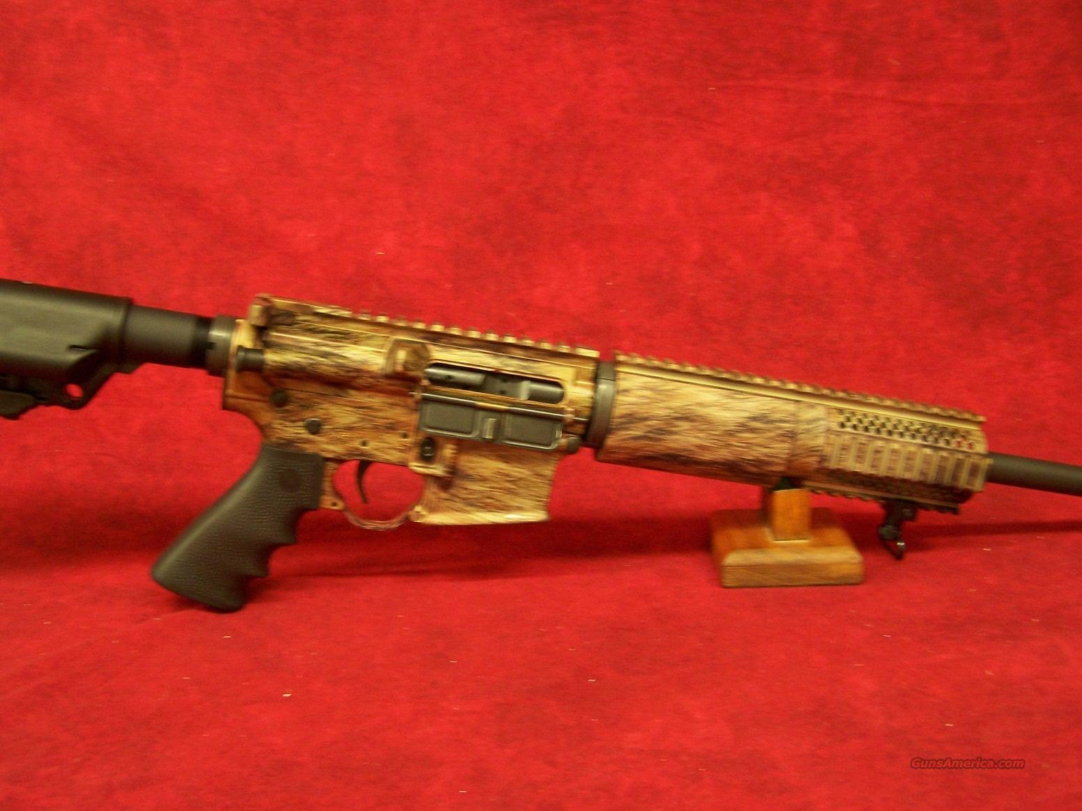 Rock River Arms LAR-15 Hunter WYL-Ehide finish 5.56mm-.223Rem  Guns > Rifles > Rock River Arms Rifles