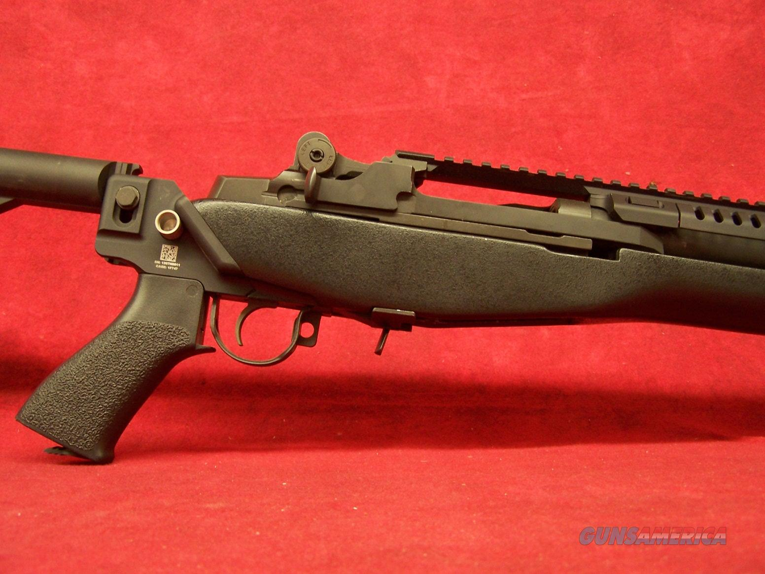 """Springfield Armory M1A Scout Squad .308 Win 18"""" with VLTOR Improved MODSTOC SYSTEM  Guns > Rifles > Springfield Armory Rifles > M1A/M14"""