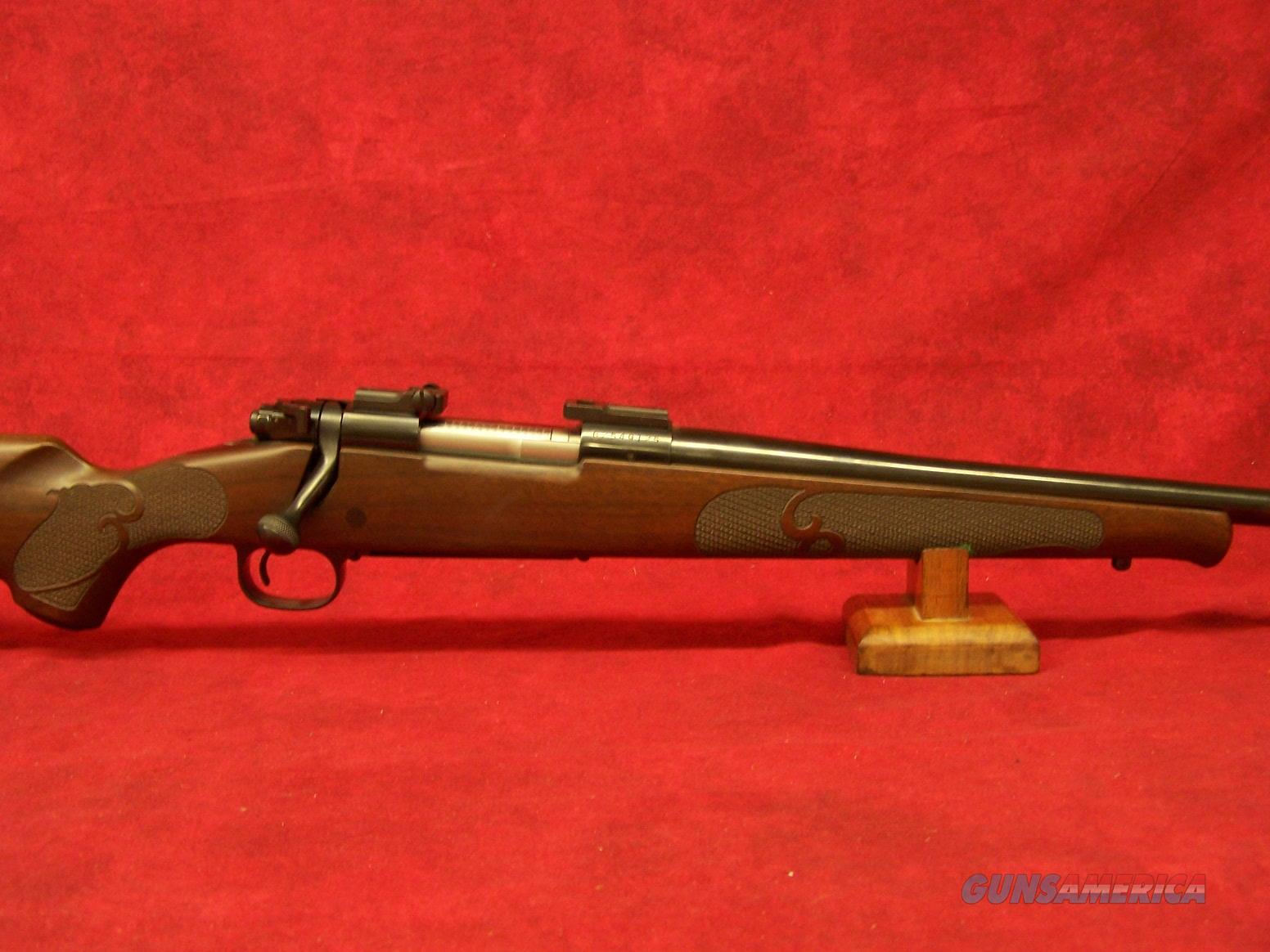 "Winchester Model 70 .300WSM 24"" Barrel Wood Stock w/ Blued Stock.  Guns > Rifles > Winchester Rifles - Modern Bolt/Auto/Single > Model 70 > Post-64"