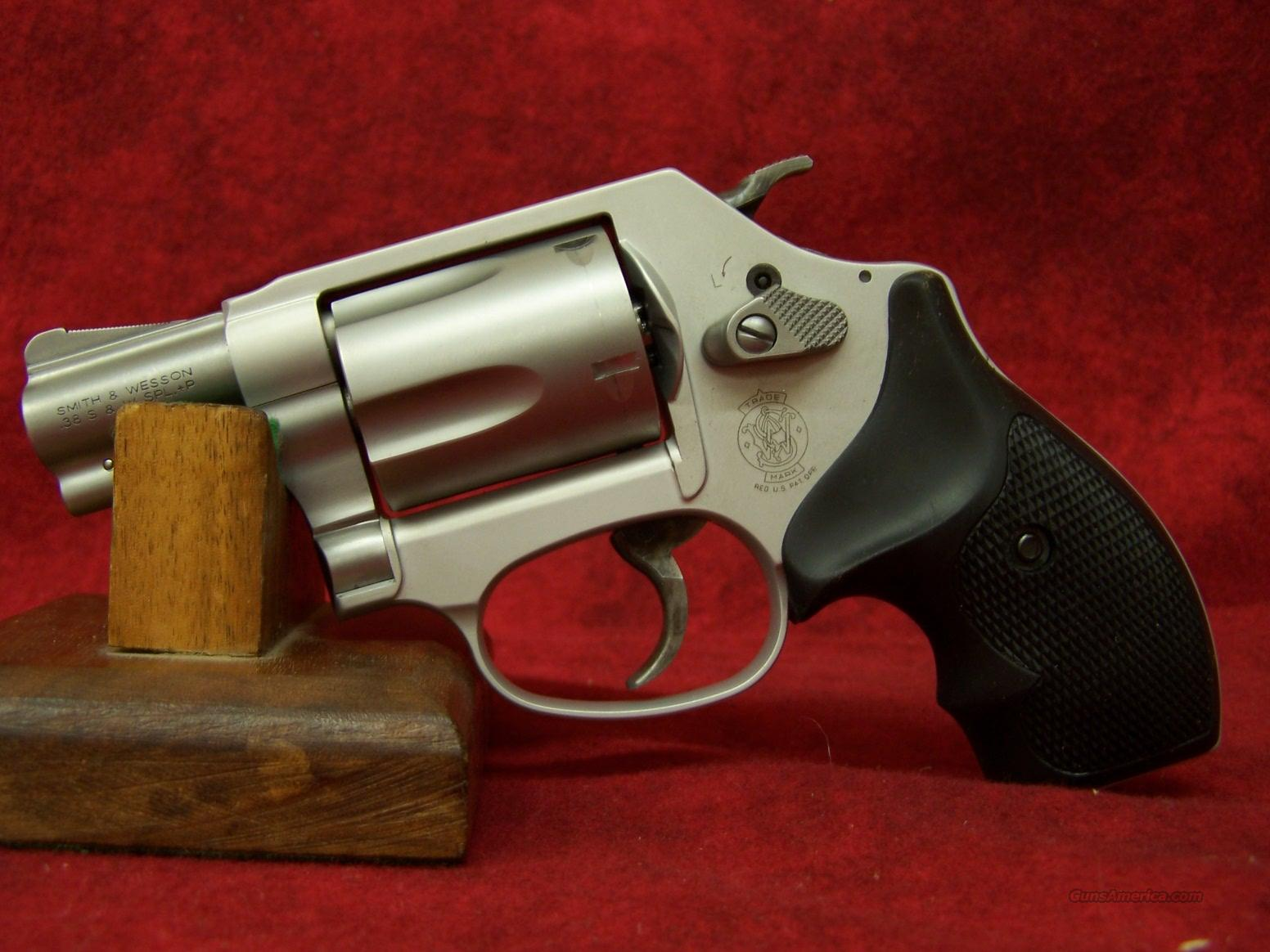 Smith & Wesson 637 Chiefs Special Airweight(163050)  Guns > Pistols > Smith & Wesson Revolvers > Pocket Pistols