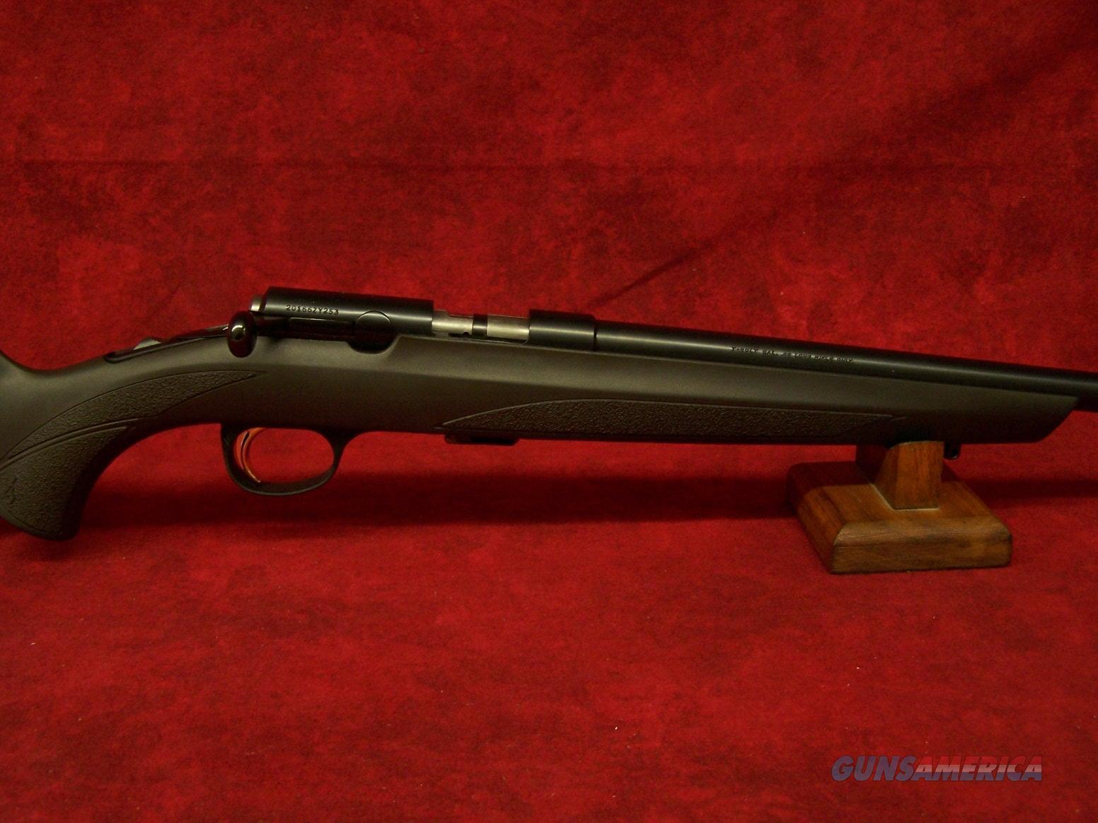 "BROWNING T-BOLT SPORTER COMP 22LR NS 22"" (025179202)  Guns > Rifles > Browning Rifles > Bolt Action > Hunting > Blue"
