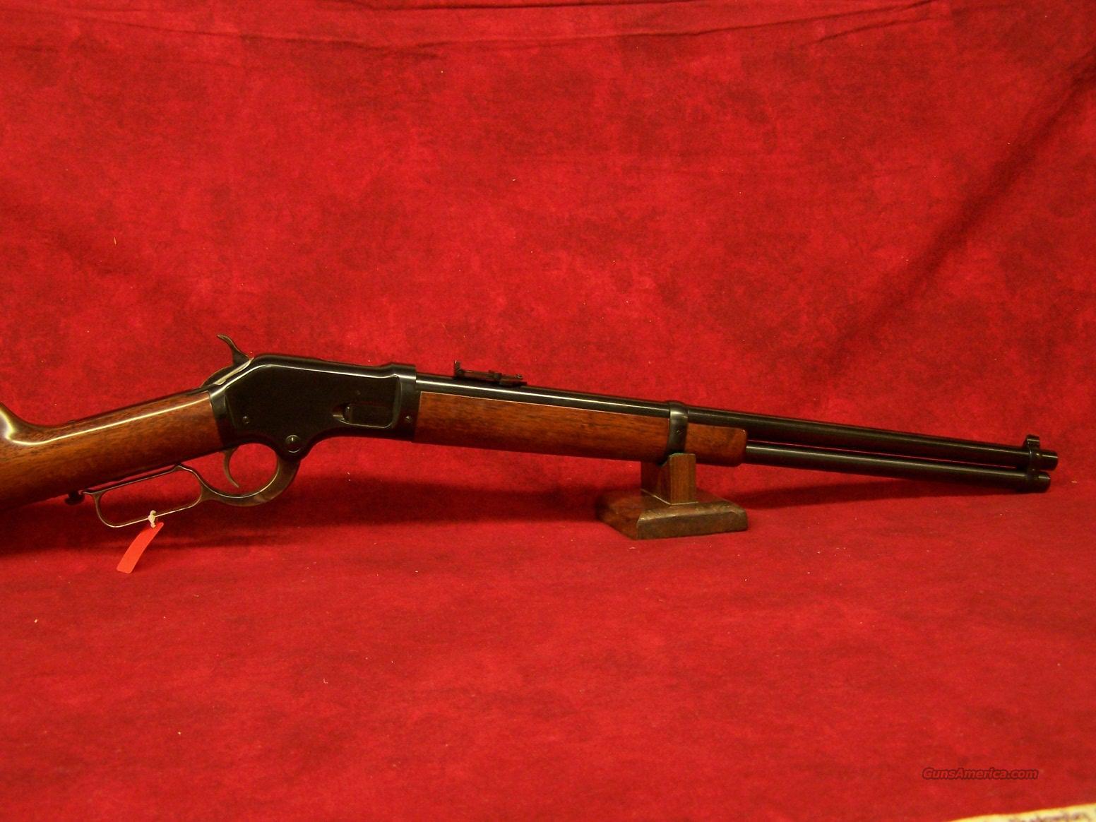 "Uberti 1883 Burgess Carbine 20"" .45LC (342450)  Guns > Rifles > Uberti Rifles > Lever Action"