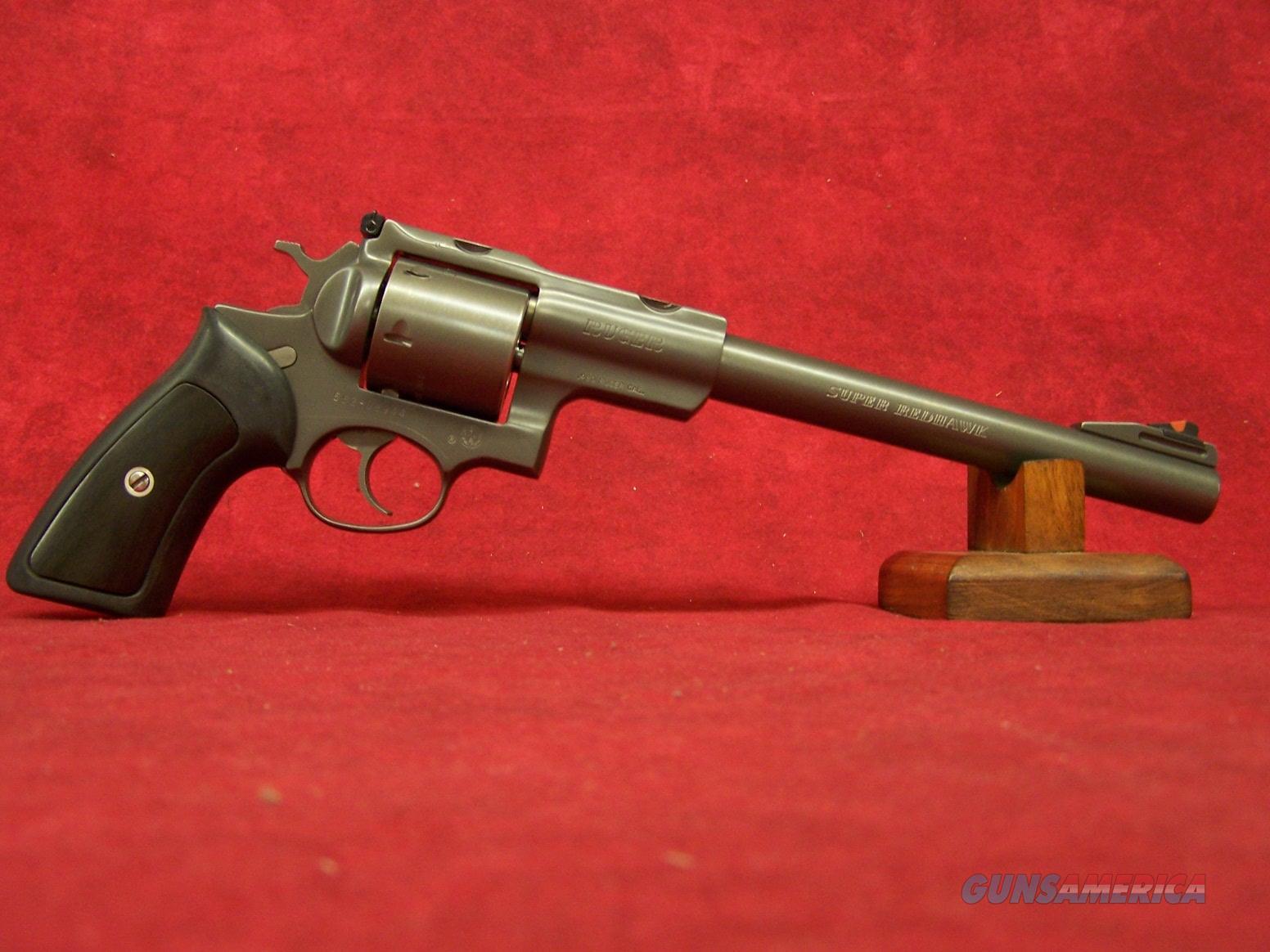 """Ruger Super Redhawk .480 Ruger 9.5"""" (05510)  Guns > Pistols > Ruger Double Action Revolver > Redhawk Type"""
