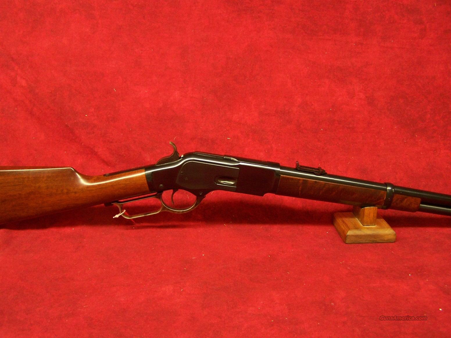 "Uberti 1873 Carbine Steel 19"" .357 mag (342700)  Guns > Rifles > Uberti Rifles > Lever Action"