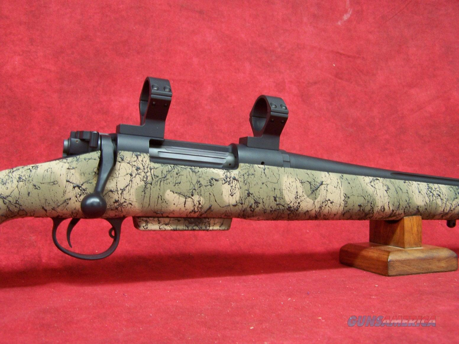 "HS Precision SPL 6.5 Creedmoor Green & Tan Camo stock 22"" Threaded Barrel H-S Precision   Guns > Rifles > HS Precision Rifles"