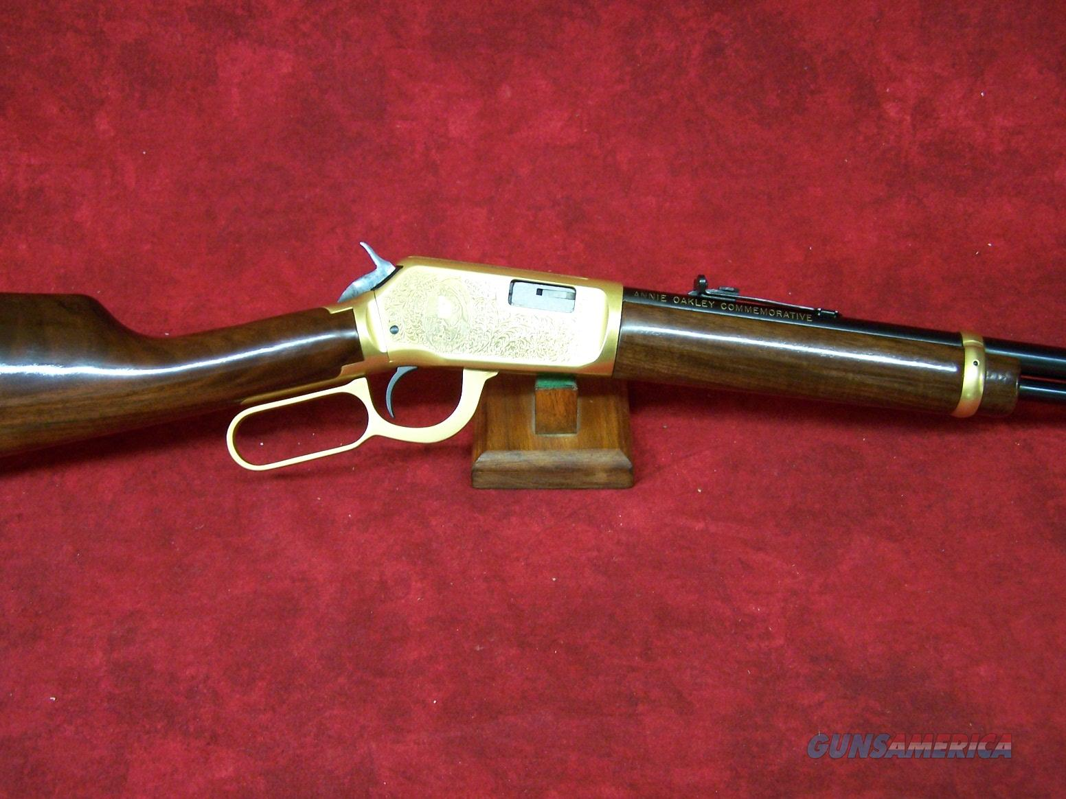 "Winchester Model 9422 Annie Oakley Commemorative 22LR 20.5"" Barrel  Guns > Rifles > Winchester Rifle Commemoratives"