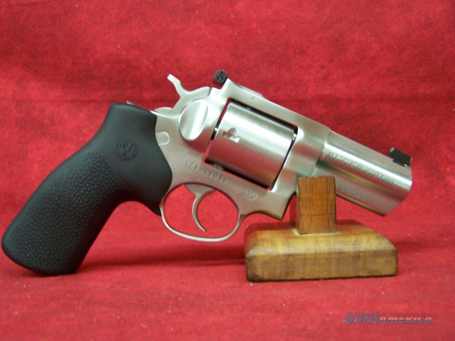 """Ruger GP100 .44 Special 3"""" Barrel Adj Sights (01761)  Guns > Pistols > Ruger Double Action Revolver > GP100"""