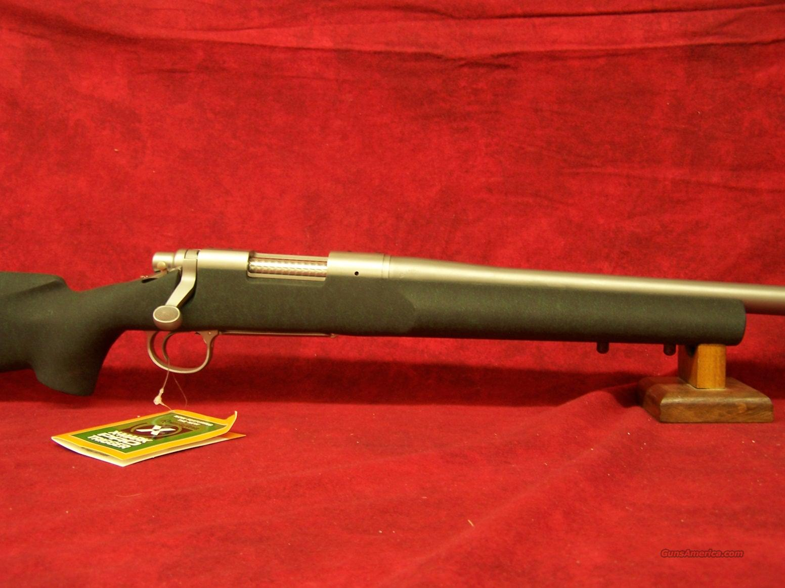 "Remington 700 Stainless Special 5-R Milspec Barrel .308 cal. 24"" (29663)  Guns > Rifles > Remington Rifles - Modern > Model 700 > Tactical"