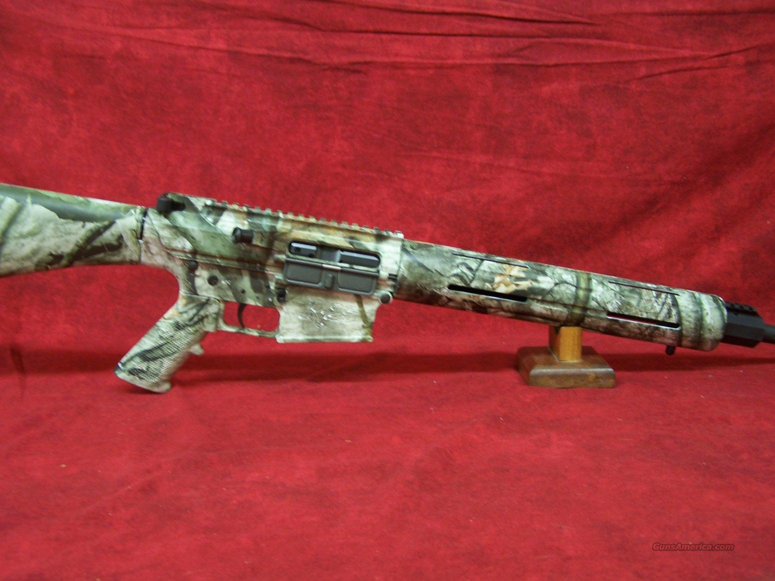 "Remington R-25 .308 20"" Treestand Camo  Guns > Rifles > Remington Rifles - Modern > Non-Model 700"