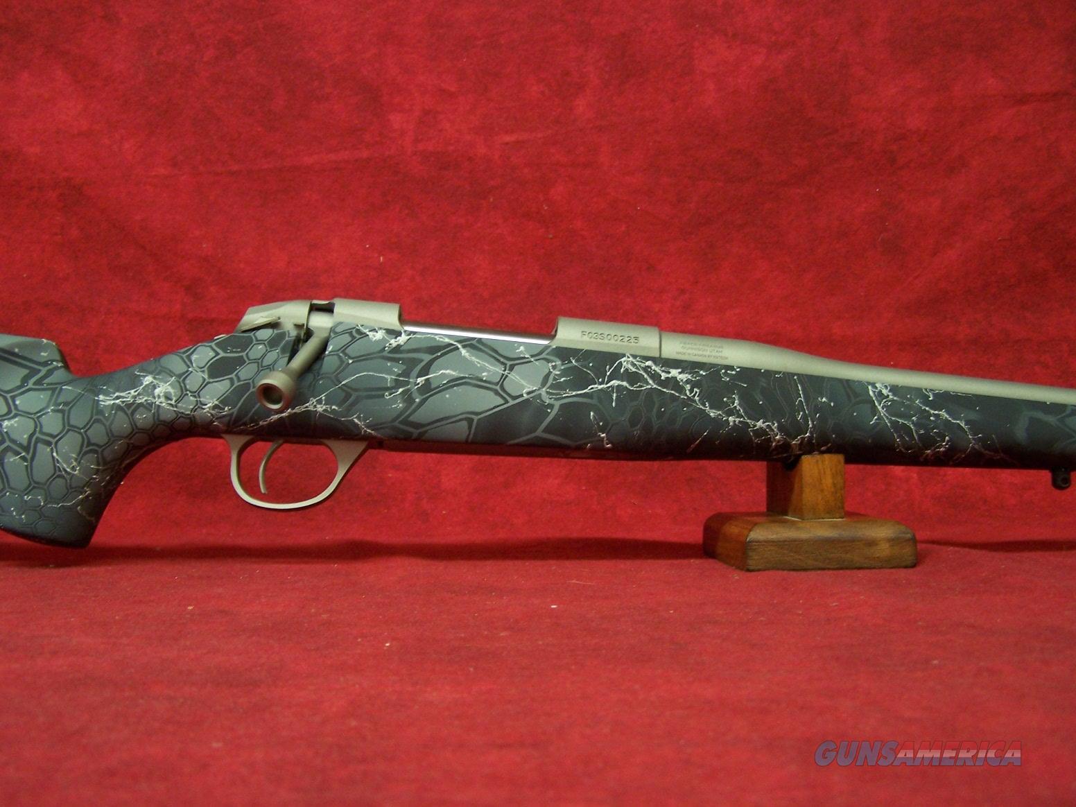 "Fierce Fury 6.5 Creedmoor 24"" Barrel Kryptek Typhon with grey web  Guns > Rifles > F Misc Rifles"