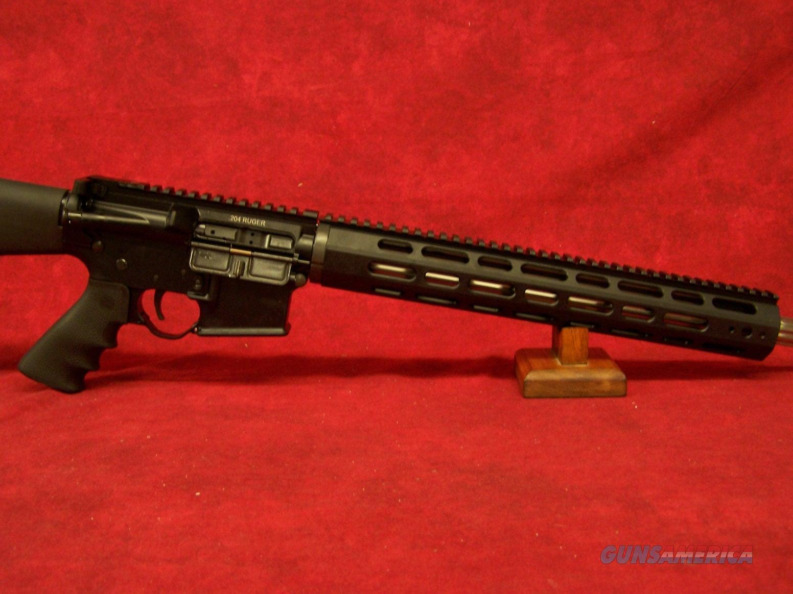 "Rock River Arms LAR-15M 204 Ruger 20"" Fluted Varmint A4 RFL (204R1520F)  Guns > Rifles > Rock River Arms Rifles"
