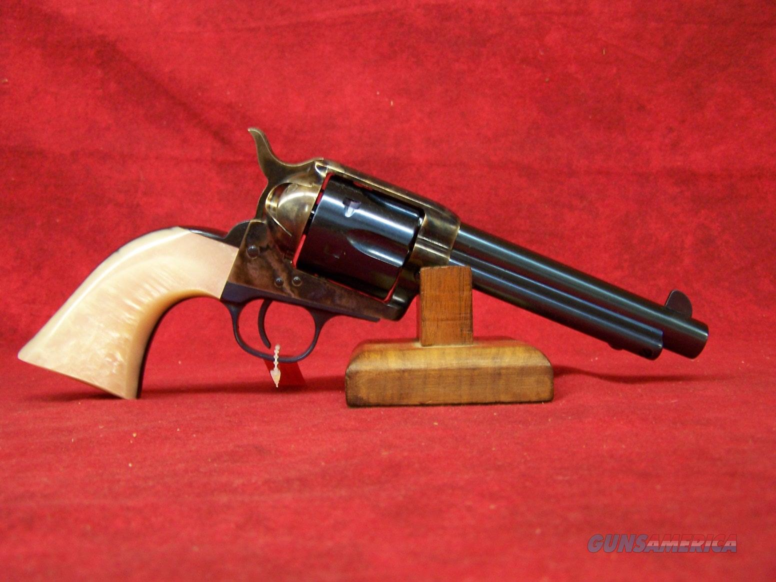 "Uberti 1873 Cattleman II Frisco .45 Colt 5.5"" Barrel (356118)  Guns > Pistols > Uberti Pistols > Ctg."