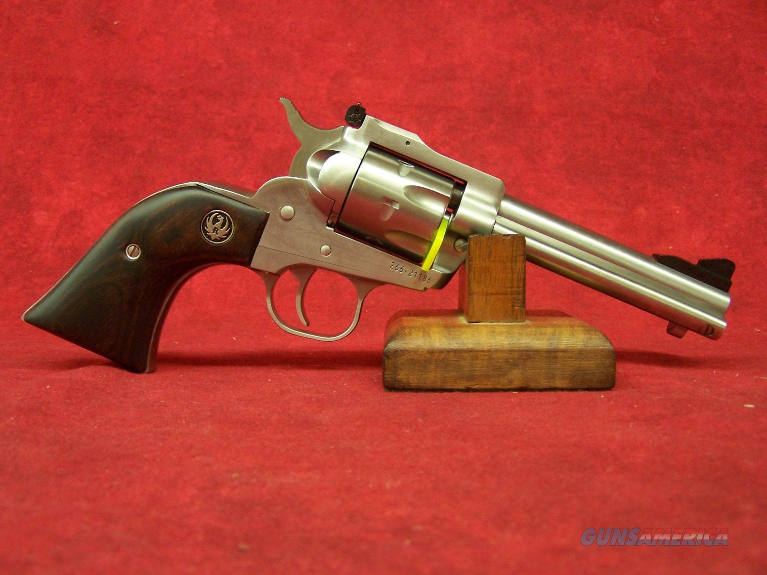 Ruger New Model Single Six .22LR/.22 Mag 4-5/8 Barrel (00627)  Guns > Pistols > Ruger Single Action Revolvers > Single Six Type