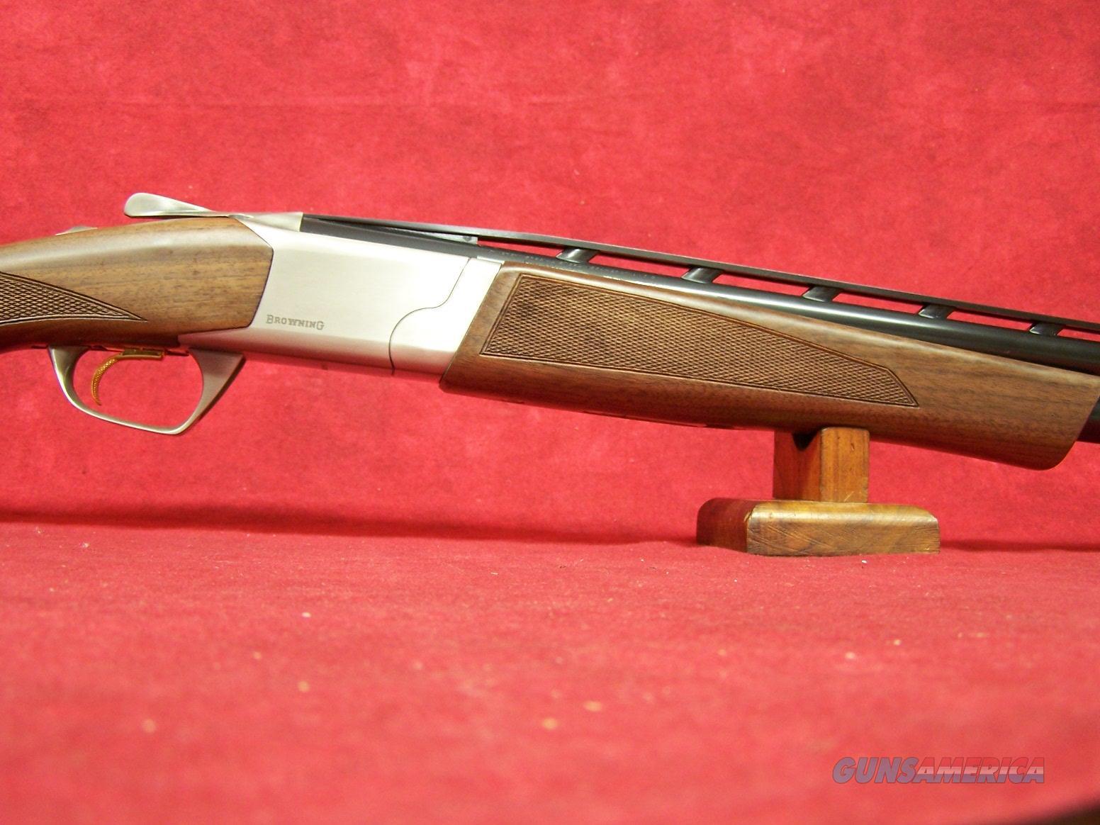 "Browning Cynergy CX 12ga 28"" Barrel 3"" (018709304)  Guns > Shotguns > Browning Shotguns > Over Unders > Cynergy > Hunting"