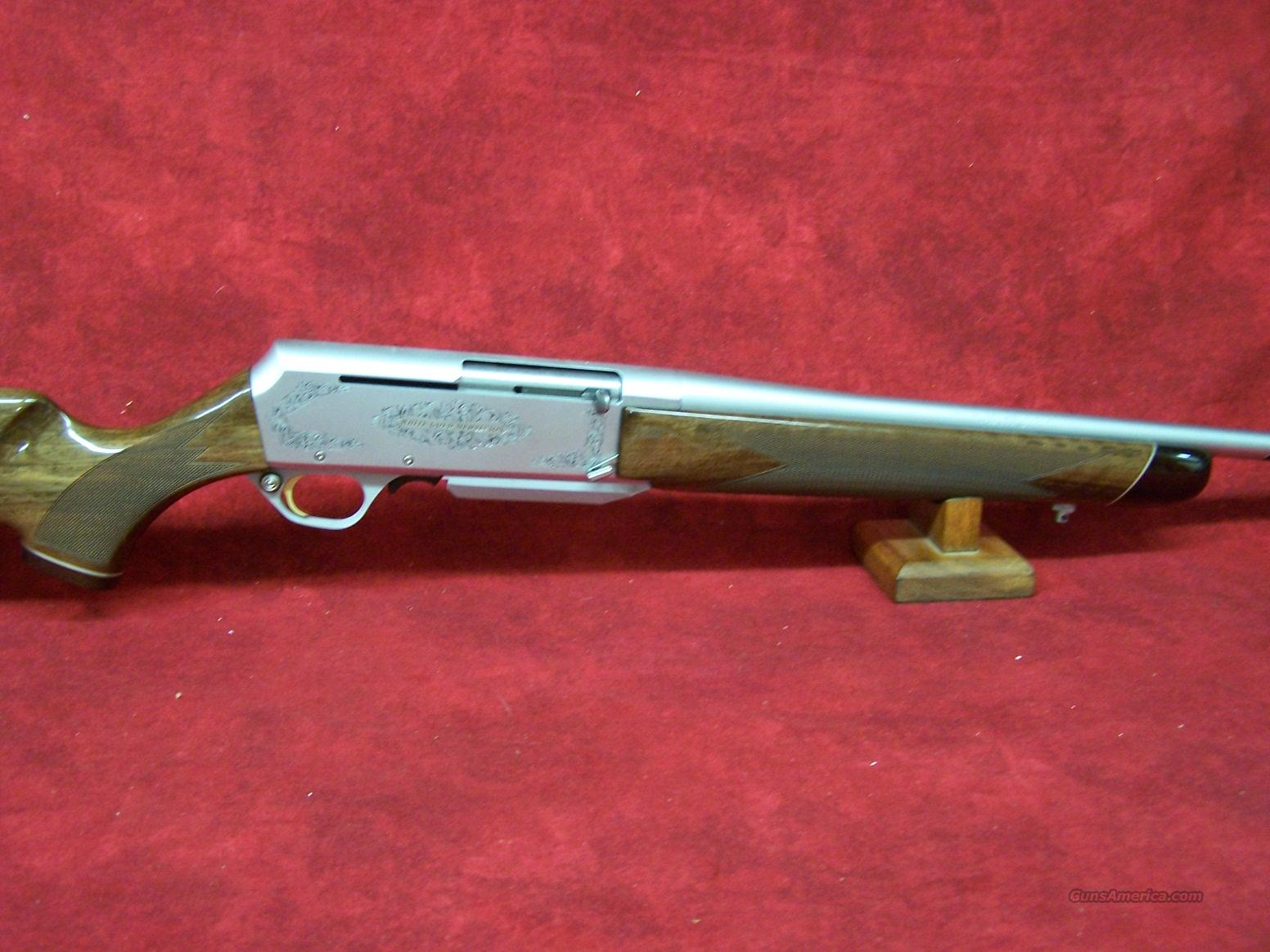 Browning BAR White Gold Grade 2 .243 Win  Guns > Rifles > Browning Rifles > Semi Auto > Hunting