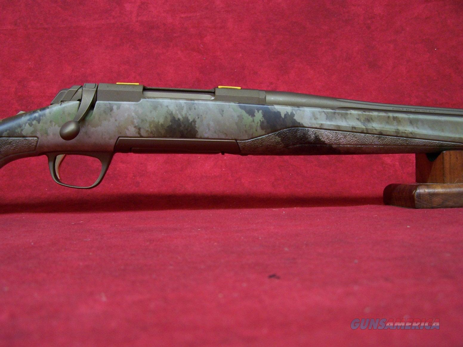 """Browning X-Bolt Hells Canyon Speed .270 WSM 23"""" Burnt Bronze Barrel (035379248)  Guns > Rifles > Browning Rifles > Bolt Action > Hunting > Stainless"""