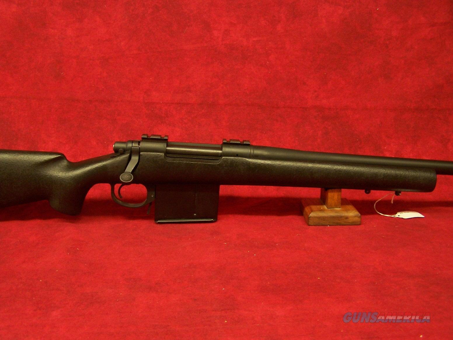 Remington 700 Police Medium/Long Range Sniper rifle .338 Lapua  Guns > Rifles > Remington Rifles - Modern > Model 700 > Tactical