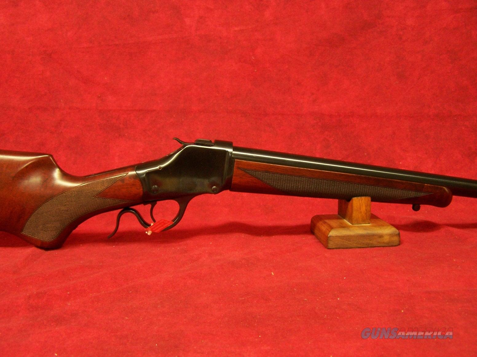 "Uberti 1885 High Wall Big Game Rifle .45/70 22"" (348750)  Guns > Rifles > Uberti Rifles > Single Shot"