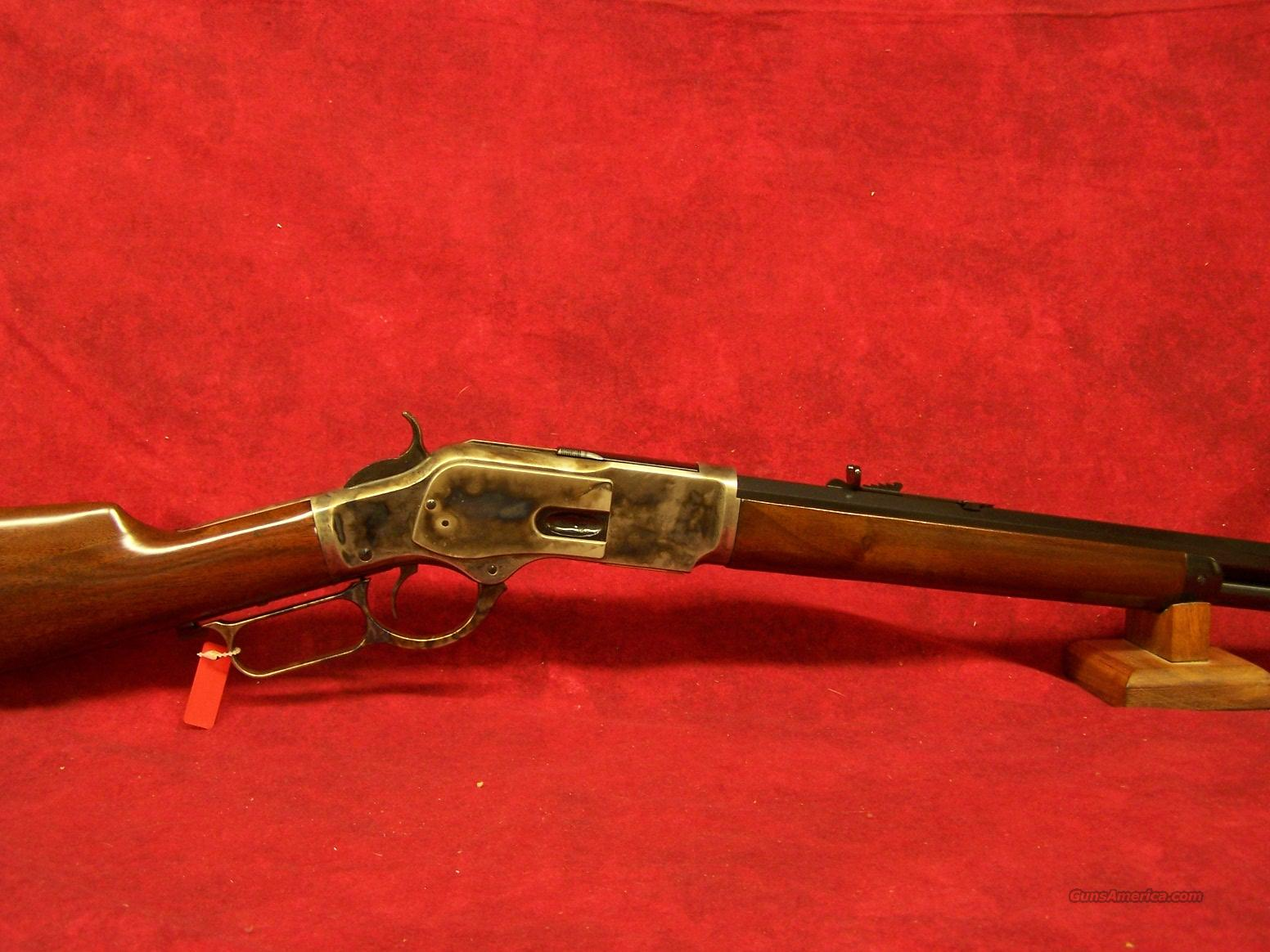 "Uberti 1873 Sporting Rifle Steel 24 1/4"" barrel .44/40(342420)  Guns > Rifles > Uberti Rifles > Lever Action"