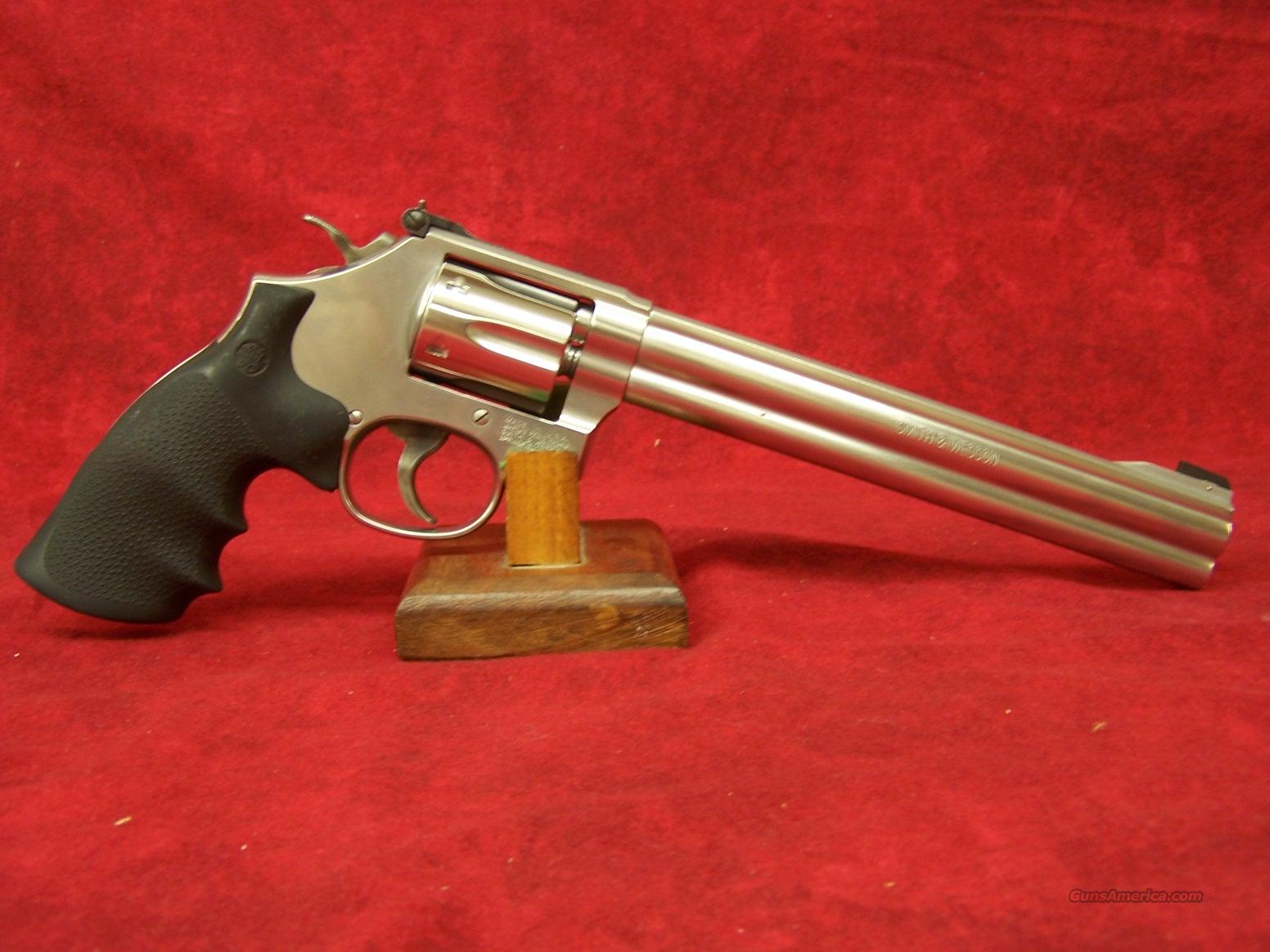 "Smith & Wesson 647 8 3/8""SS .17HMR  Guns > Pistols > Smith & Wesson Revolvers > Full Frame Revolver"