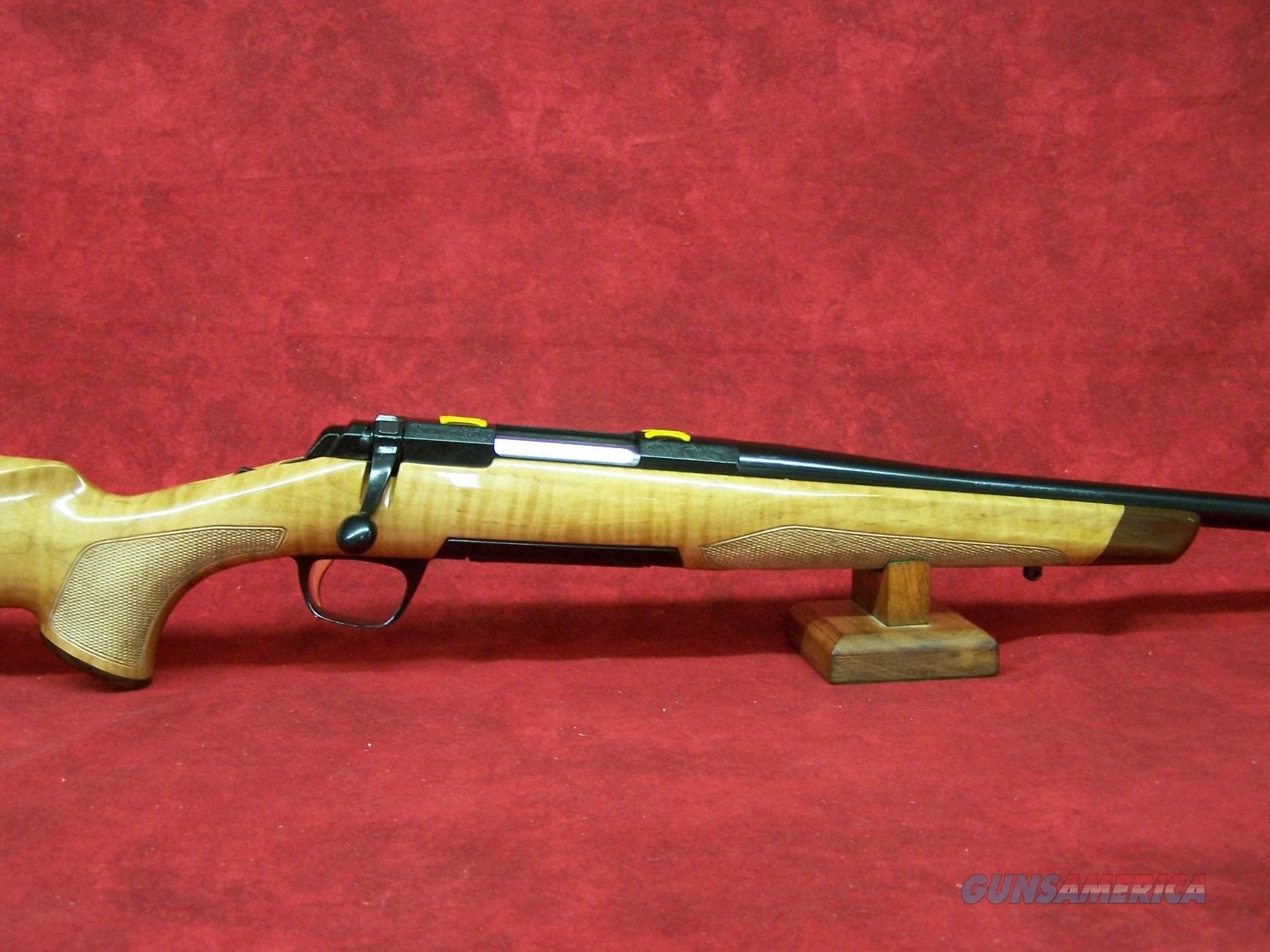 "Browning  X-Bolt Medallion Maple .300 WSM 23"" (035330246)  Guns > Rifles > Browning Rifles > Bolt Action > Hunting > Blue"