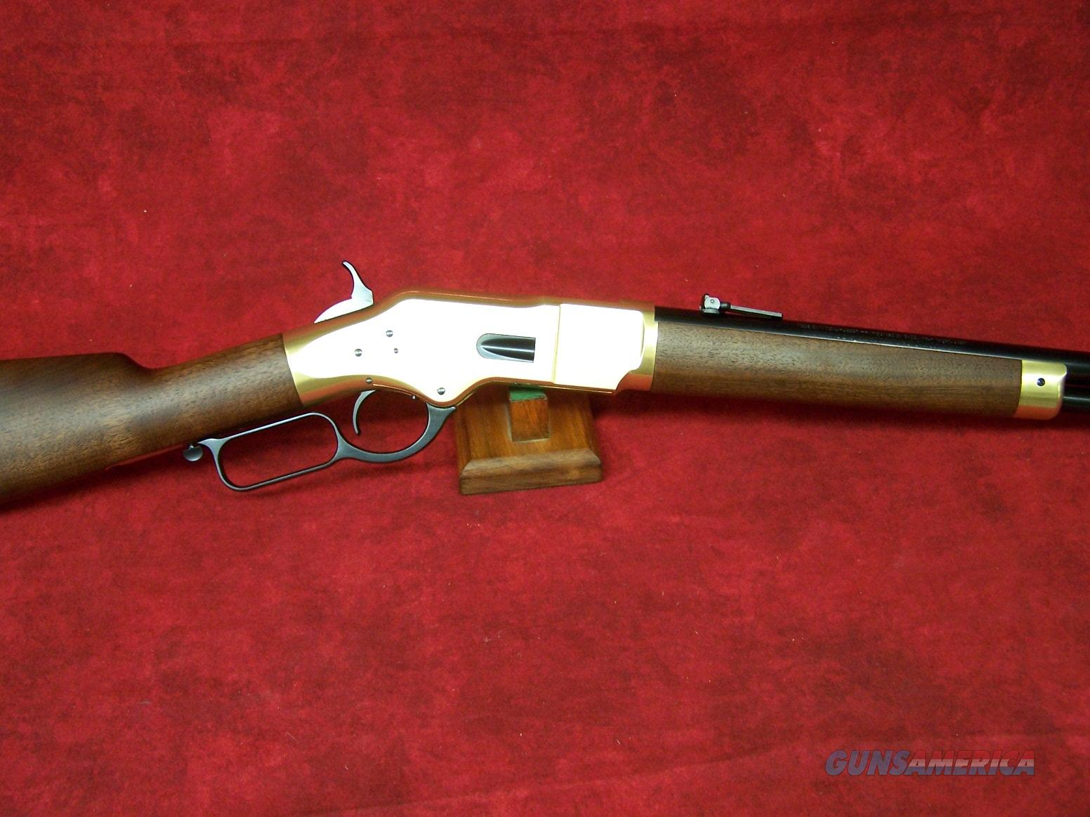 "Winchester 1866 Short Rifle .38 Special 20"" Barrel (534244188)  Guns > Rifles > Winchester Rifles - Modern Lever > Other Lever > Post-64"