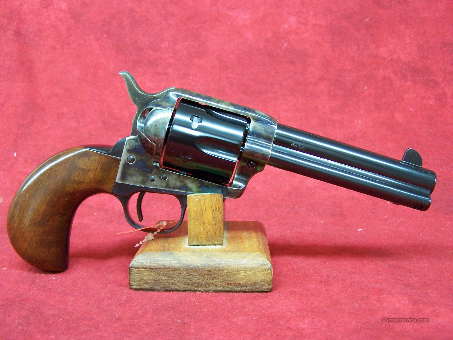 "Uberti 1873 Cattleman New Model Bird's Head Steel 4 3/4"" .45 Colt (344840)  Guns > Pistols > Uberti Pistols > Ctg."