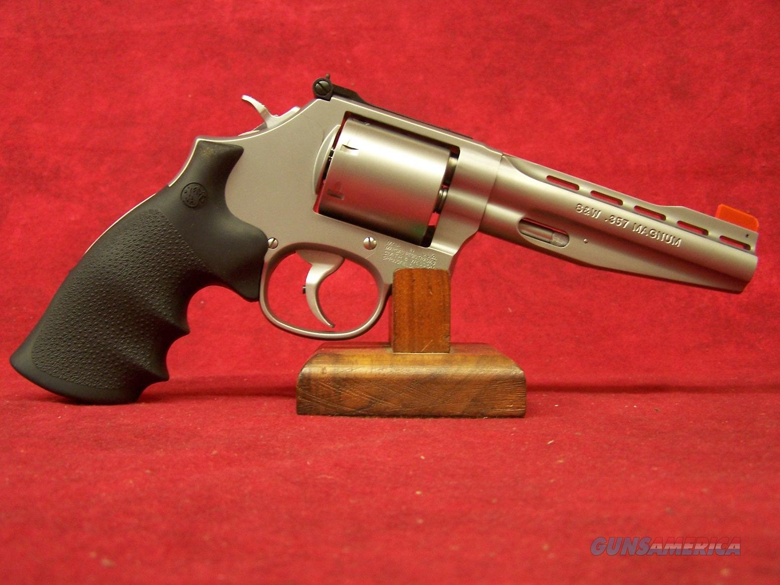 """Smith & Wesson 686 Plus .357 Mag 5"""" Barrel Performance Center (11760)  Guns > Pistols > Smith & Wesson Revolvers > Performance Center"""