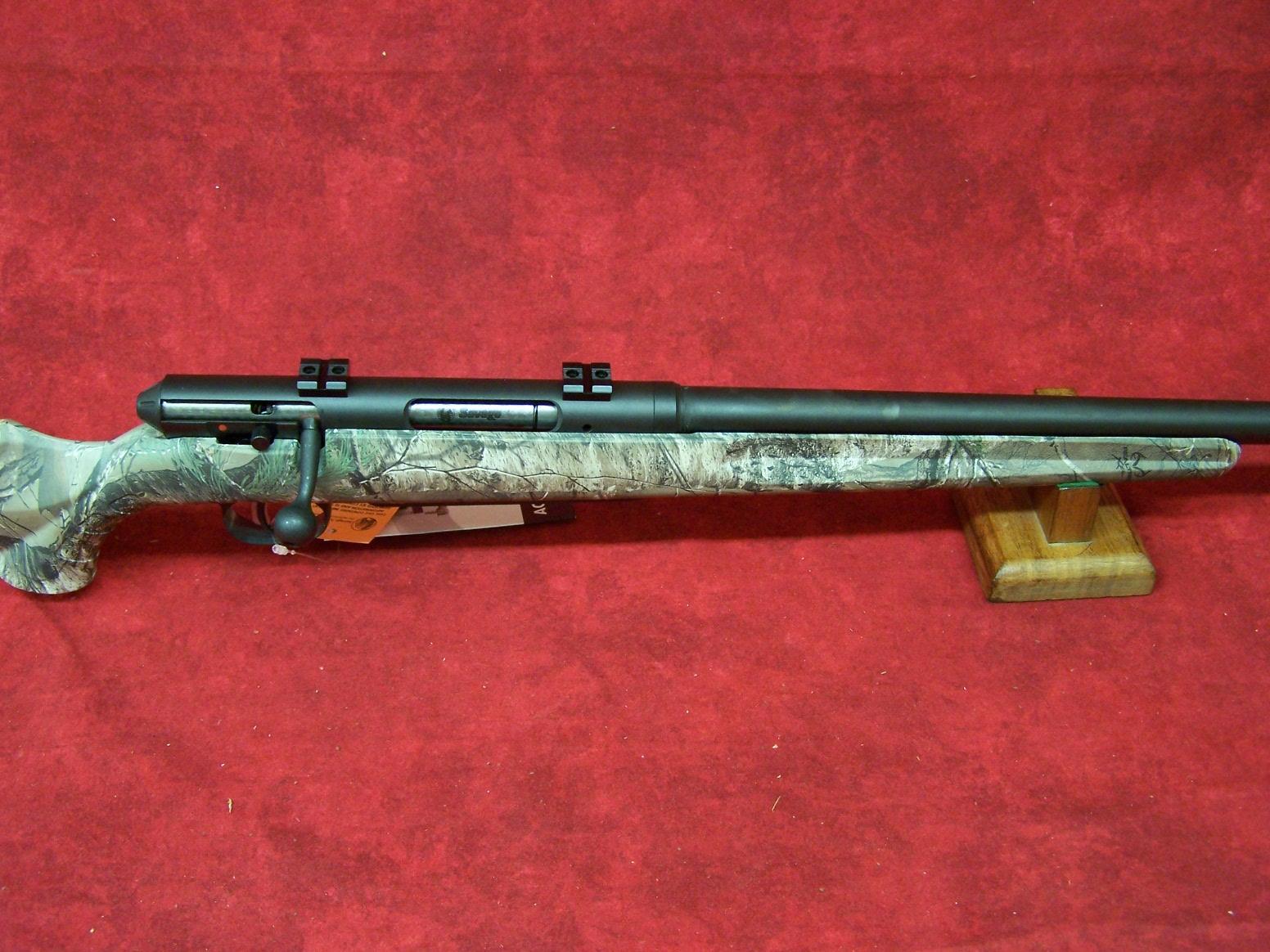 ARMSLIST - For Sale: Savage Model 25 Rifle (.17 Hornet)