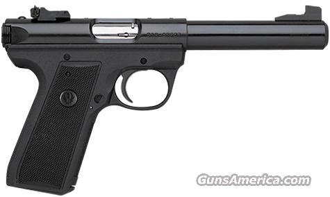 "Ruger 22/45 .22lr 5 1/2"" Blue P512MKIII (10107)  Guns > Pistols > Ruger Semi-Auto Pistols > Mark I/II/III/IV Family"