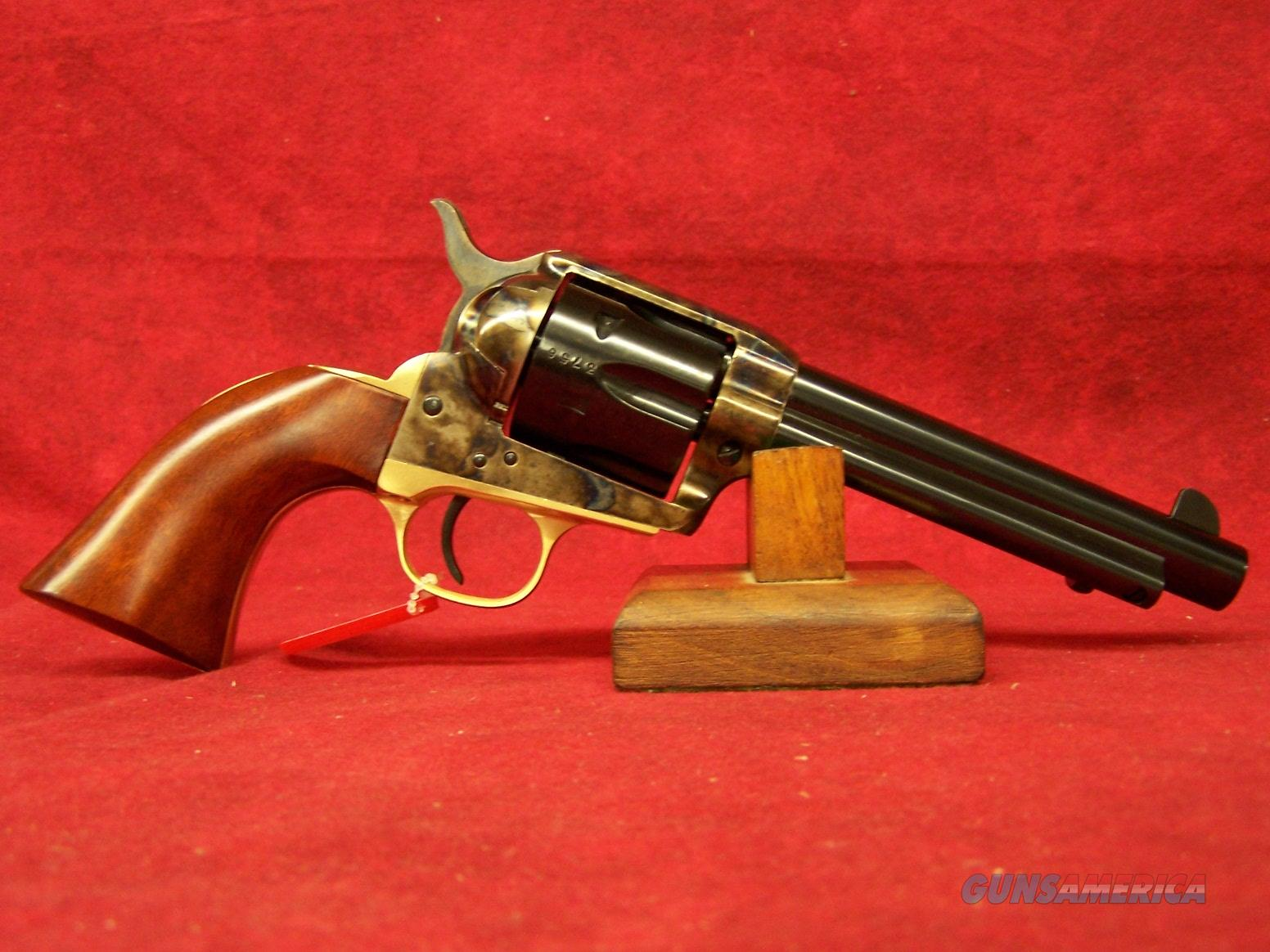 "Uberti 1873 Cattleman II Brass with Retractable Firing Pin .45 Colt 5.5"" Barrel (356410)  Guns > Pistols > Uberti Pistols > Ctg."