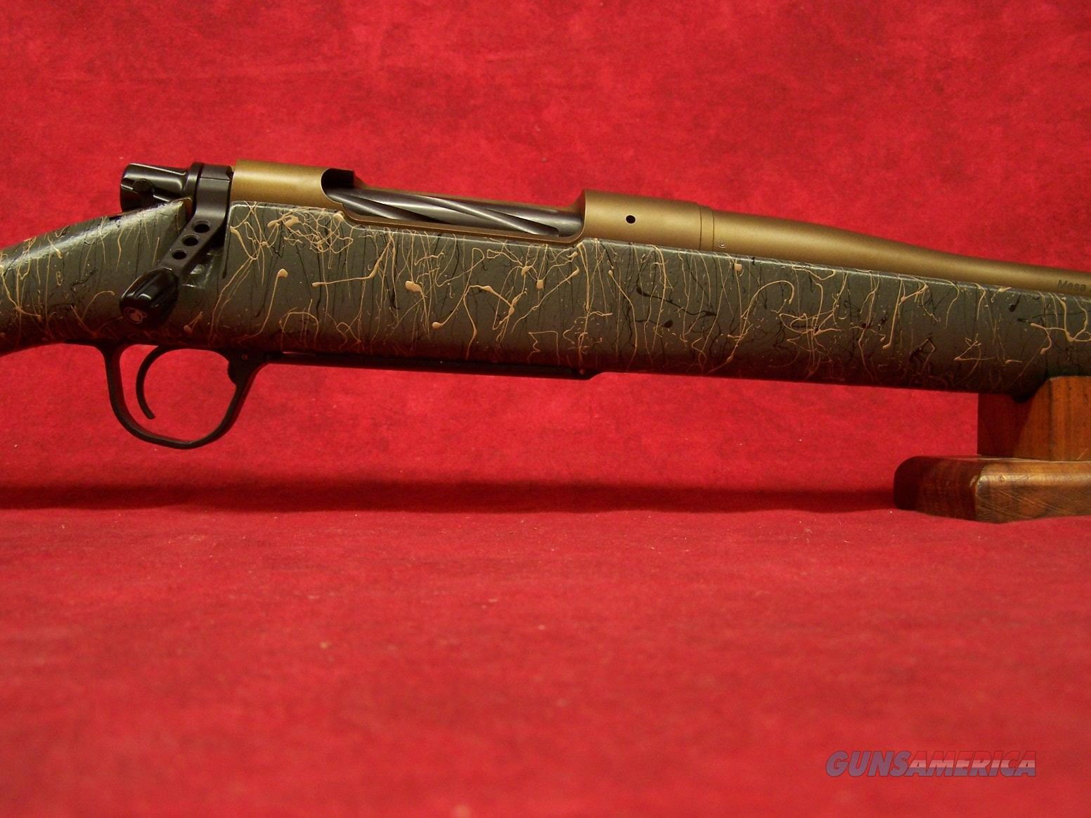 "Christensen Arms Mesa .300 Win Mag 24"" 1:10 Bronze barrel green stock with black and tan web   Guns > Rifles > C Misc Rifles"
