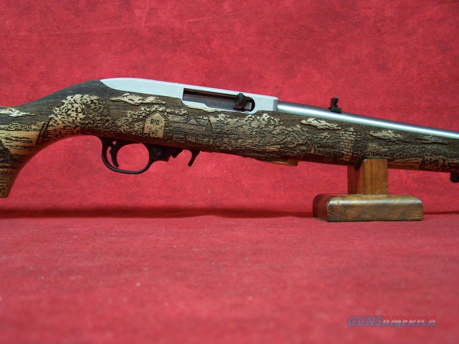 "Ruger 10/22 American Farmer II .22LR 18.5"" SS (31133)  Guns > Rifles > Ruger Rifles > 10-22"