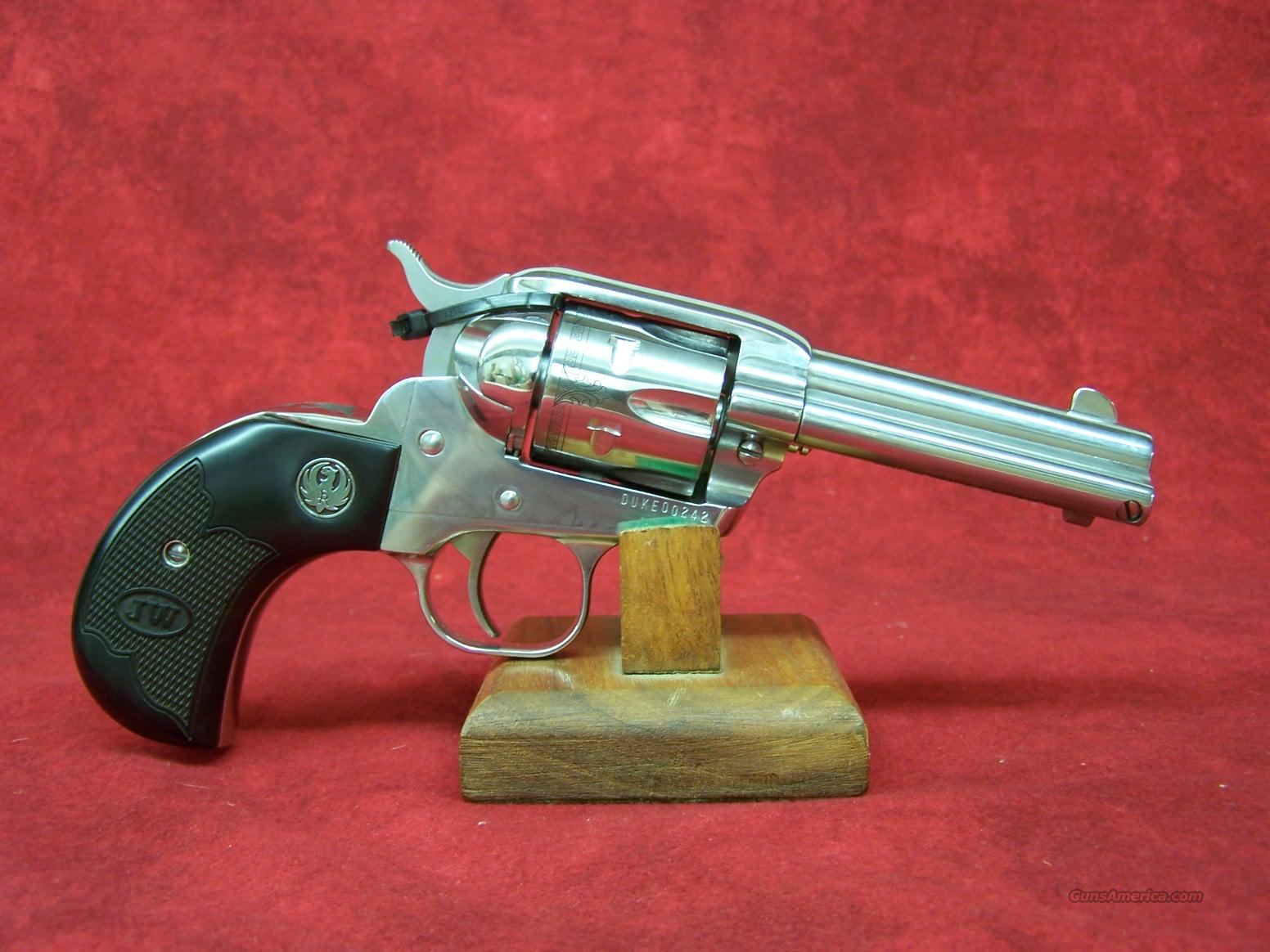 "Ruger Single Six John Wayne Duke .32 H&R Mag 3.75"" barrel(6536)  Guns > Pistols > Ruger Single Action Revolvers > Single Six Type"