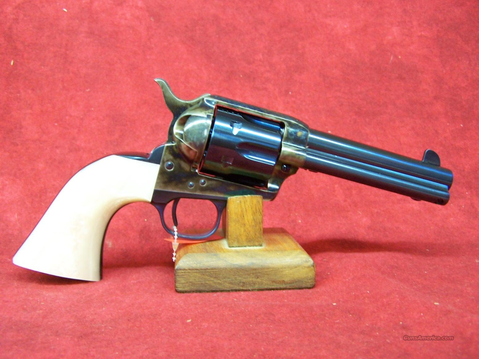 "Uberti 1873 Cattleman II Frisco 4 3/4"" .45LC (356117)  Guns > Pistols > Uberti Pistols > Ctg."