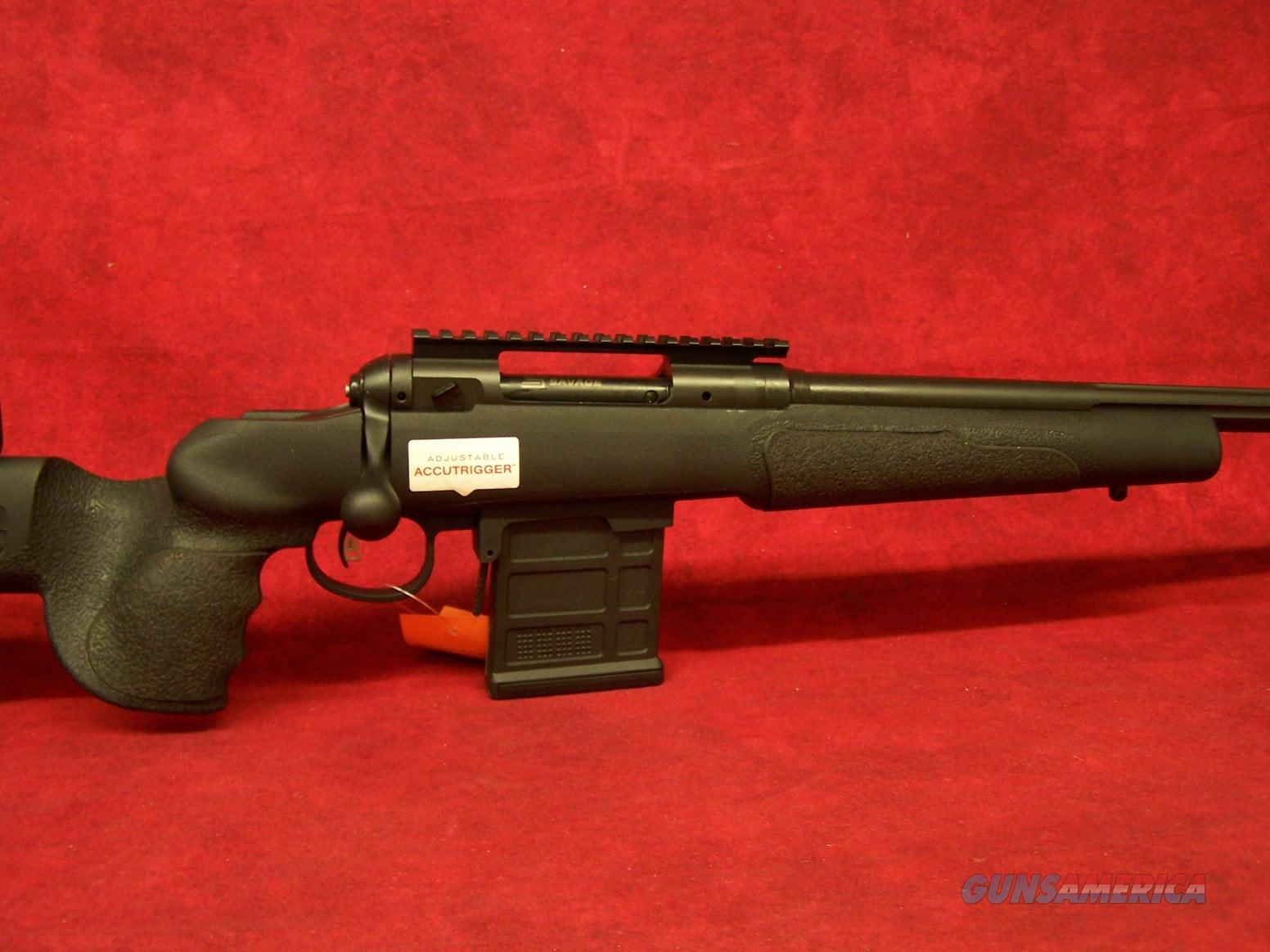 "Savage 10 GRS 6.5 Creedmoor 24"" Threaded Barrel AccuTrigger (22596)  Guns > Rifles > Savage Rifles > 10/110"