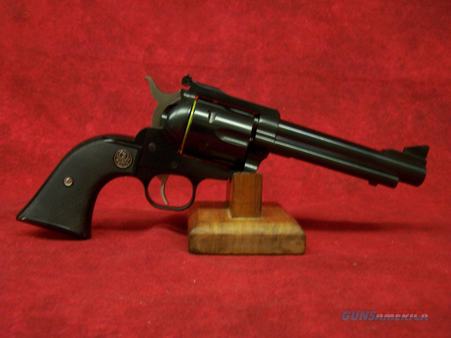 Ruger Blackhawk Convertible .45 Long Colt/.45 Auto 5.5 Inch Barrel Blue Finish (0463)  Guns > Pistols > Ruger Single Action Revolvers > Blackhawk Type
