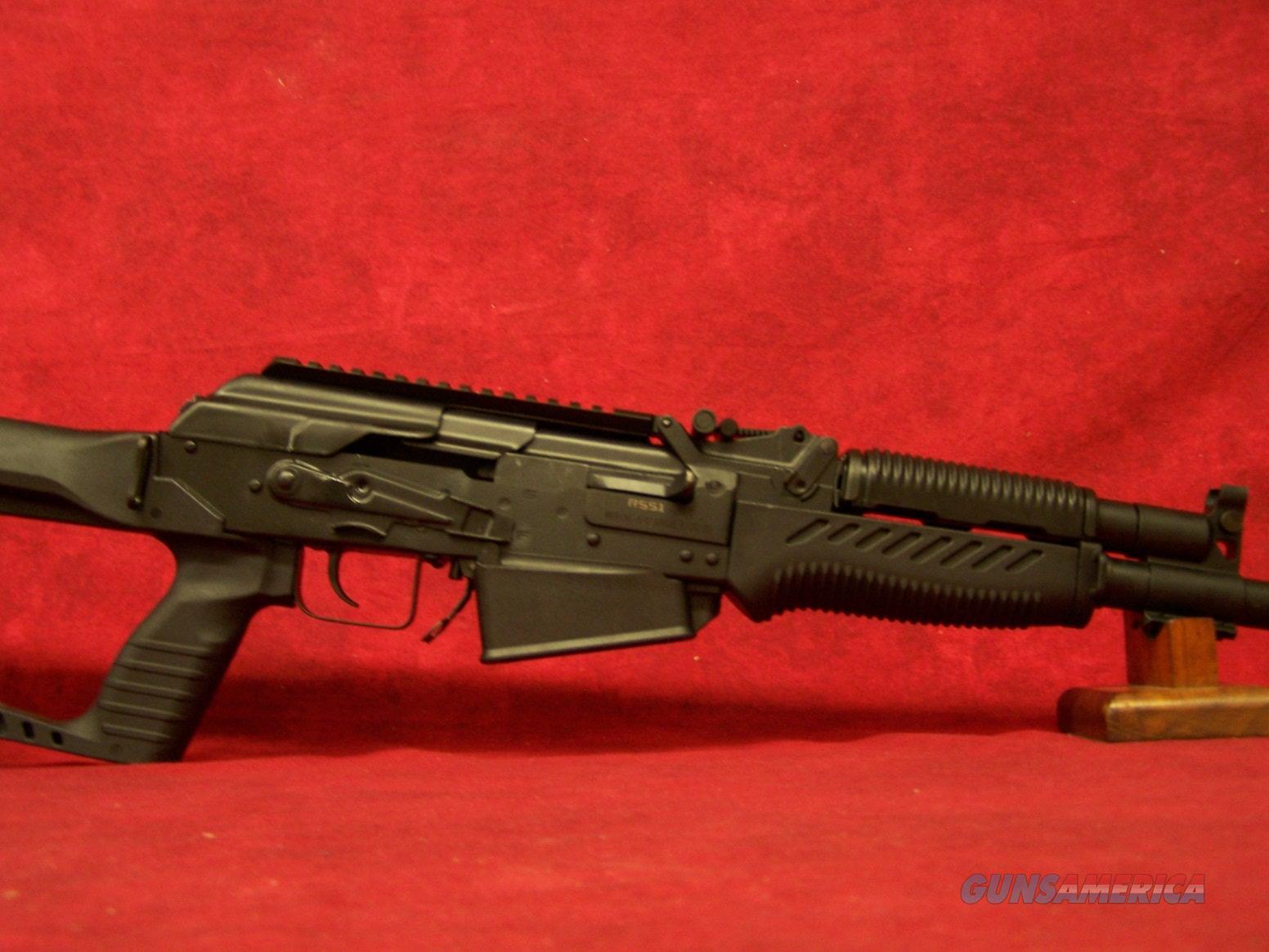"Legacy Sports Citadel AK RSS1 12ga 3"" Chamber 20"" Barrel  (CISRSS1) LSI  Guns > Shotguns > Citadel Shotguns"