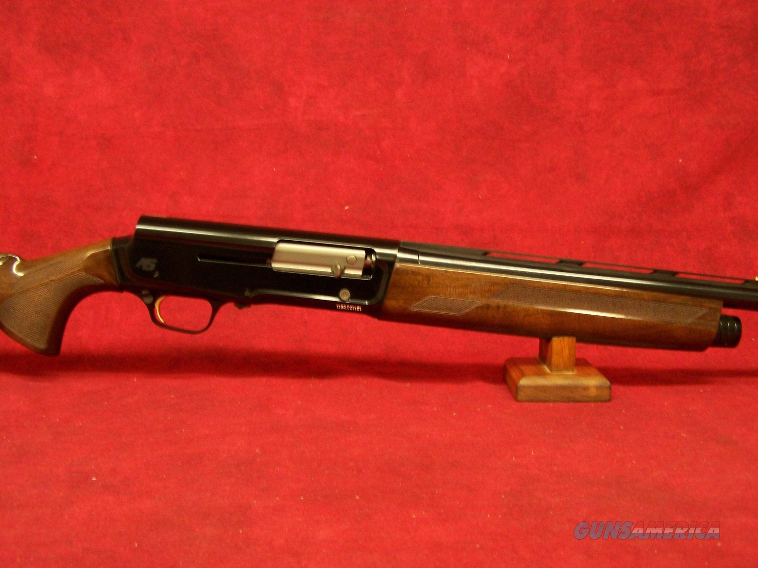 "Browning A5 Hunter 12ga 3"" Chamber 28"" Barrel (0118003004)  Guns > Shotguns > Browning Shotguns > Autoloaders > Hunting"