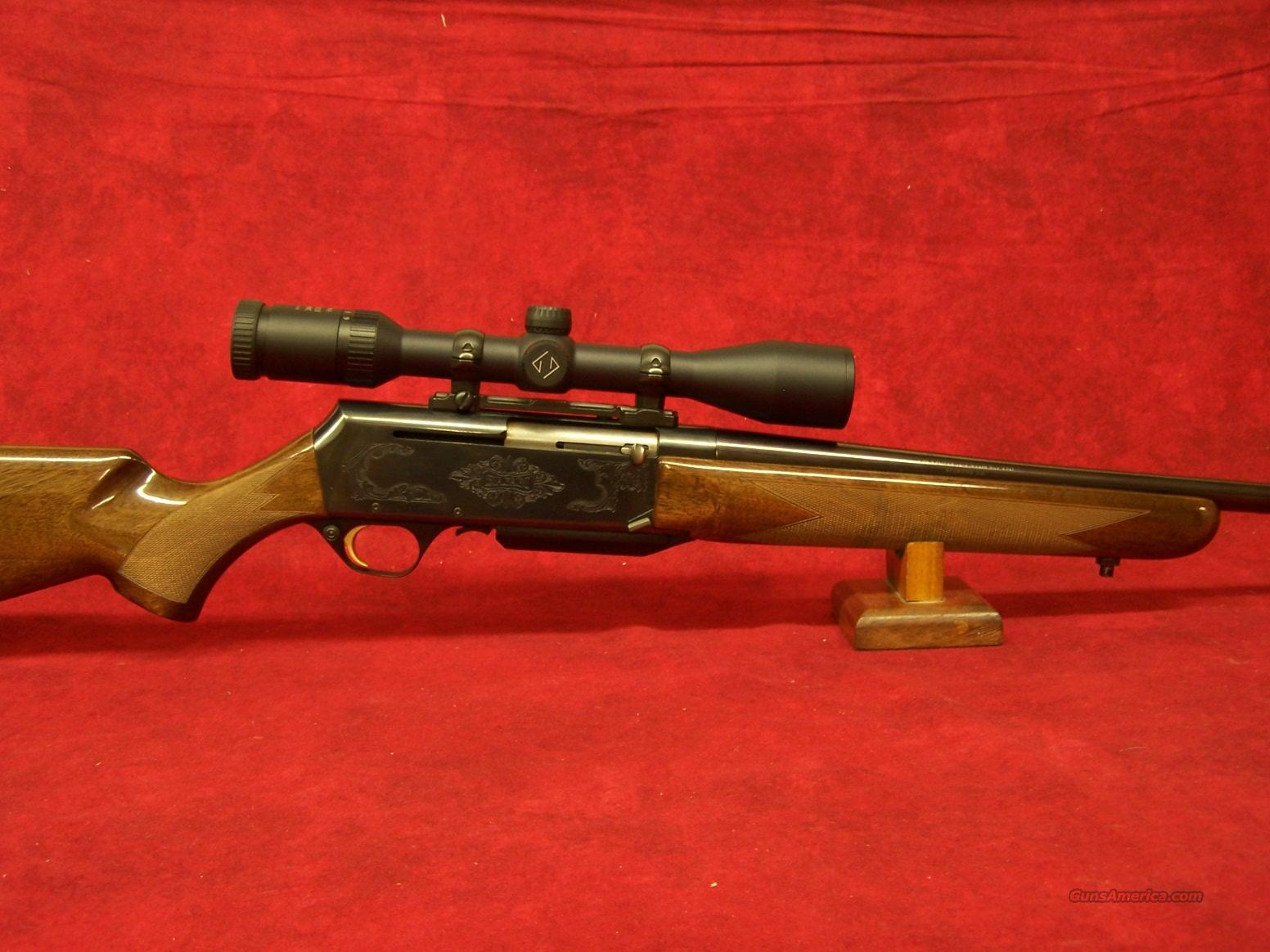 Browning BAR Safari II .270 Weatherby Mag  Guns > Rifles > Browning Rifles > Semi Auto > Hunting